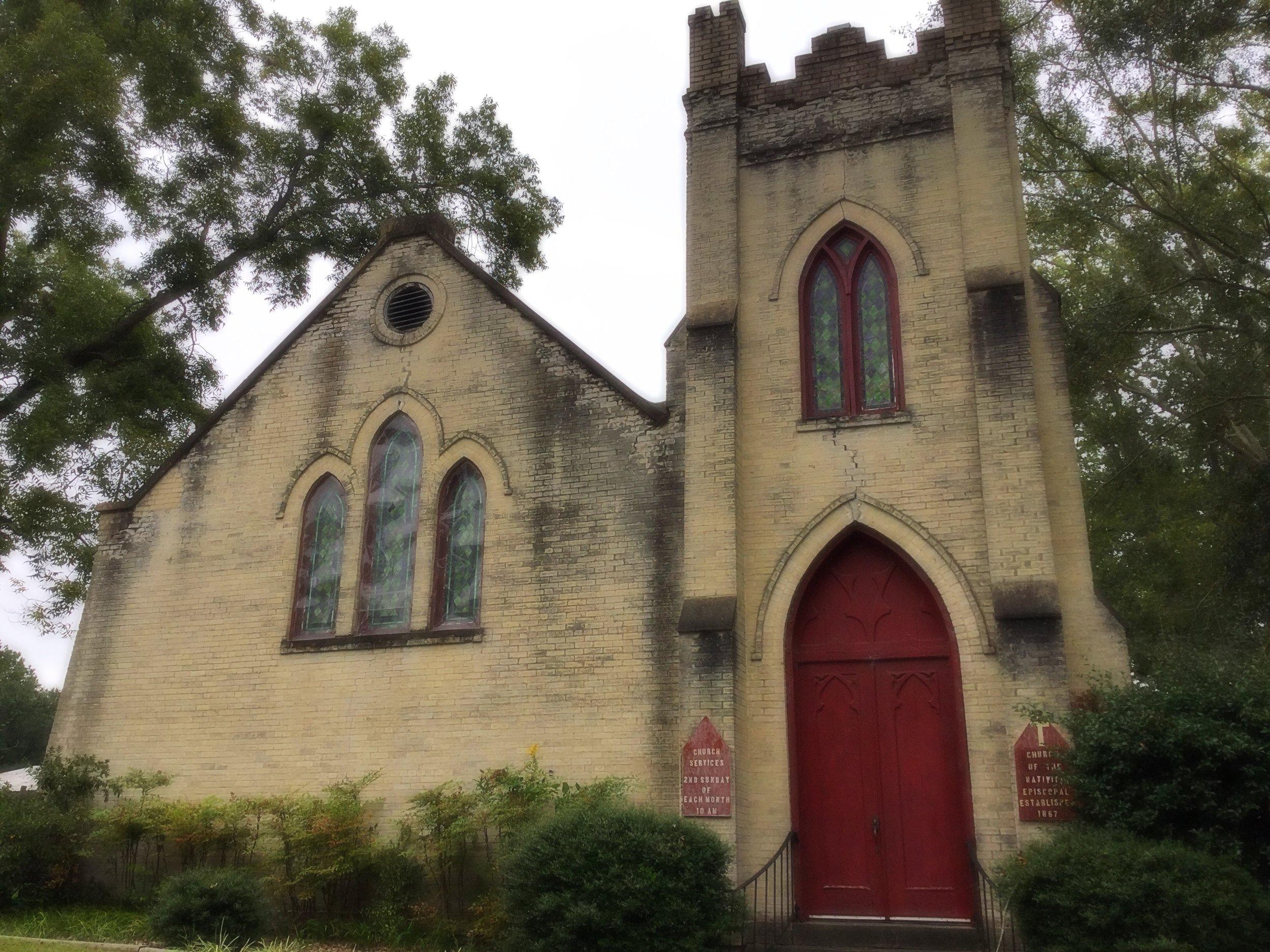 Church of the Nativity Episcopal, Macon, MS, 1908
