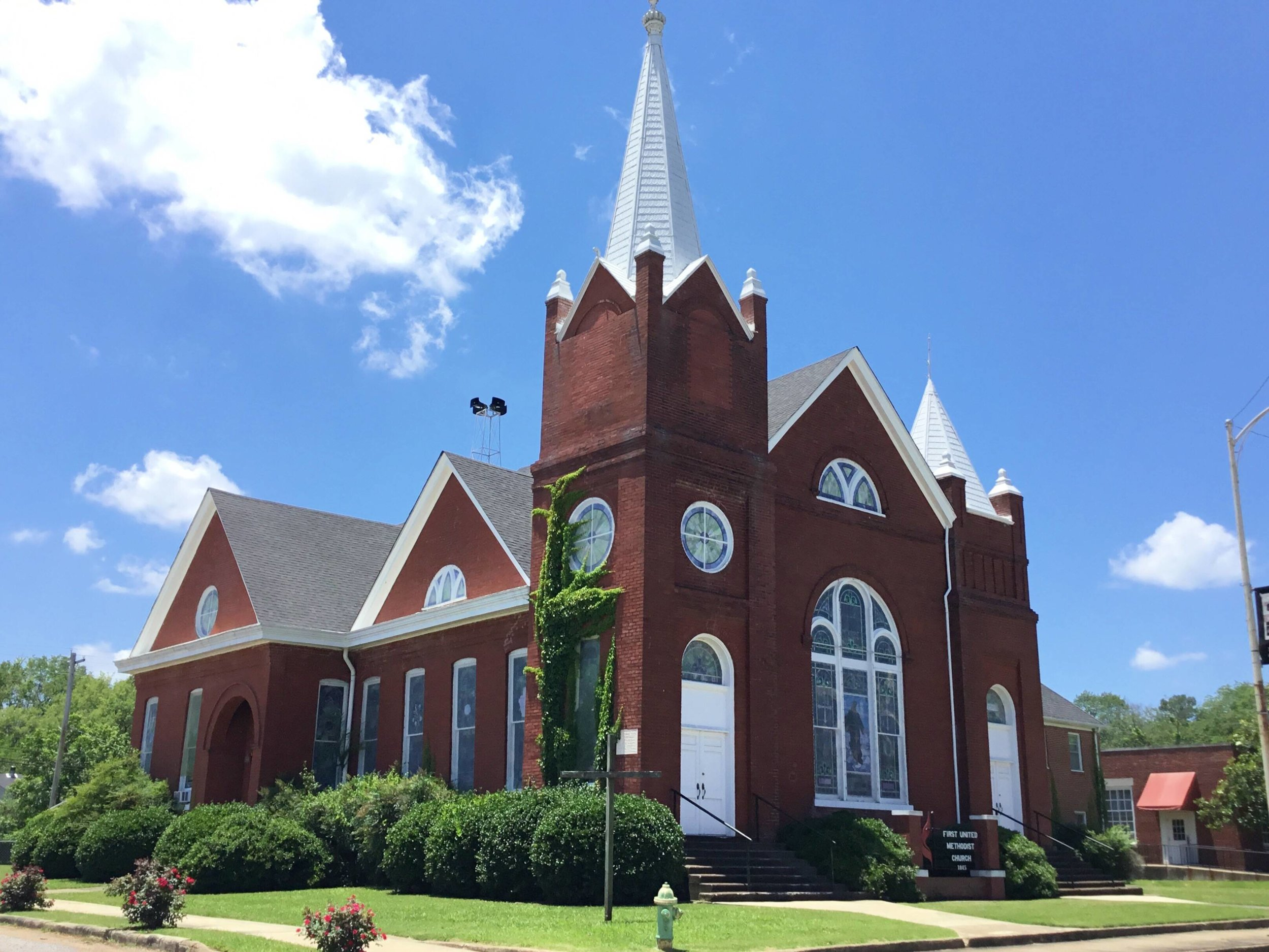 First United Methodist Church, Okolona, Miss., 1907.1
