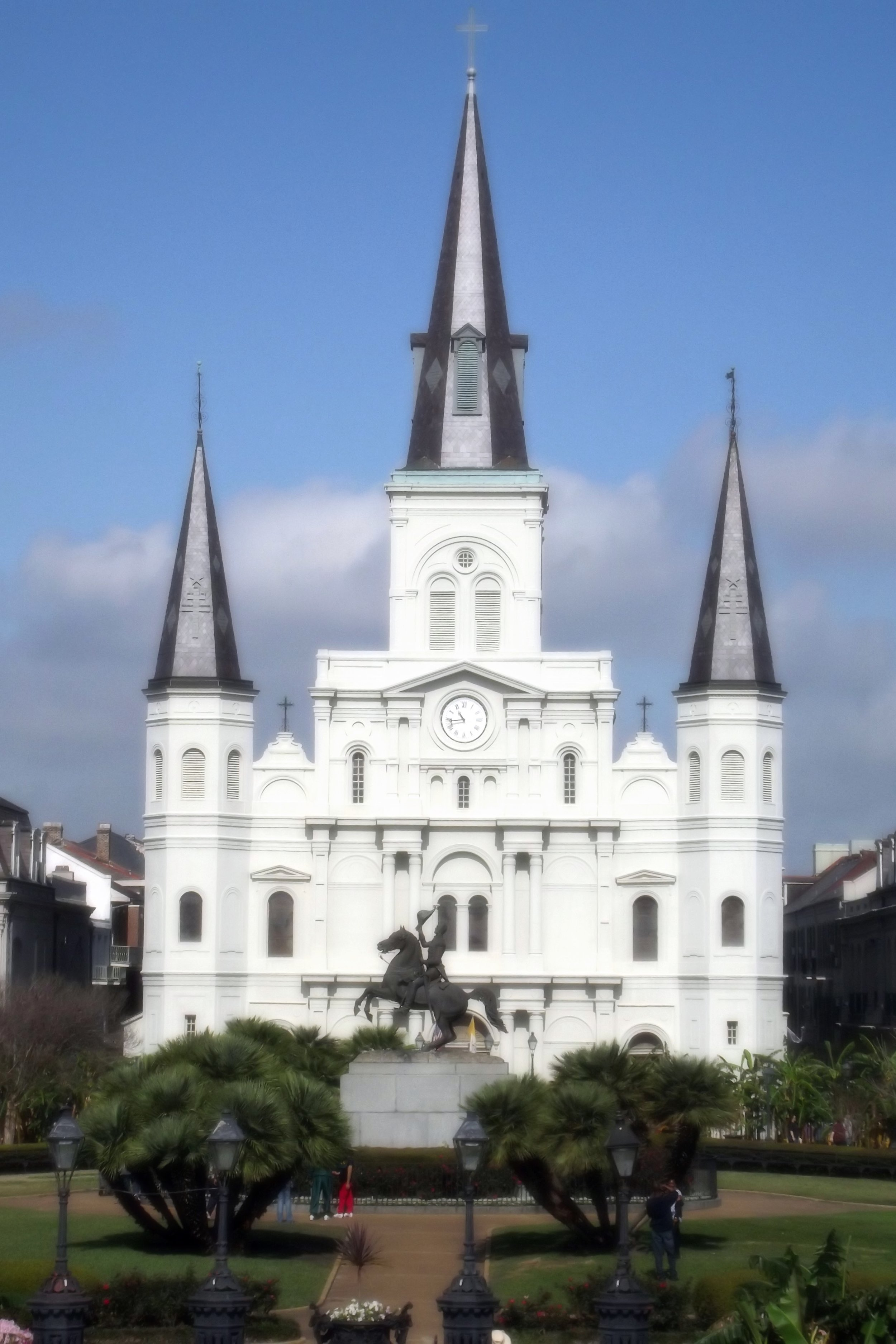 St. Louis Cathedral, New Orleans, 1794.jpg