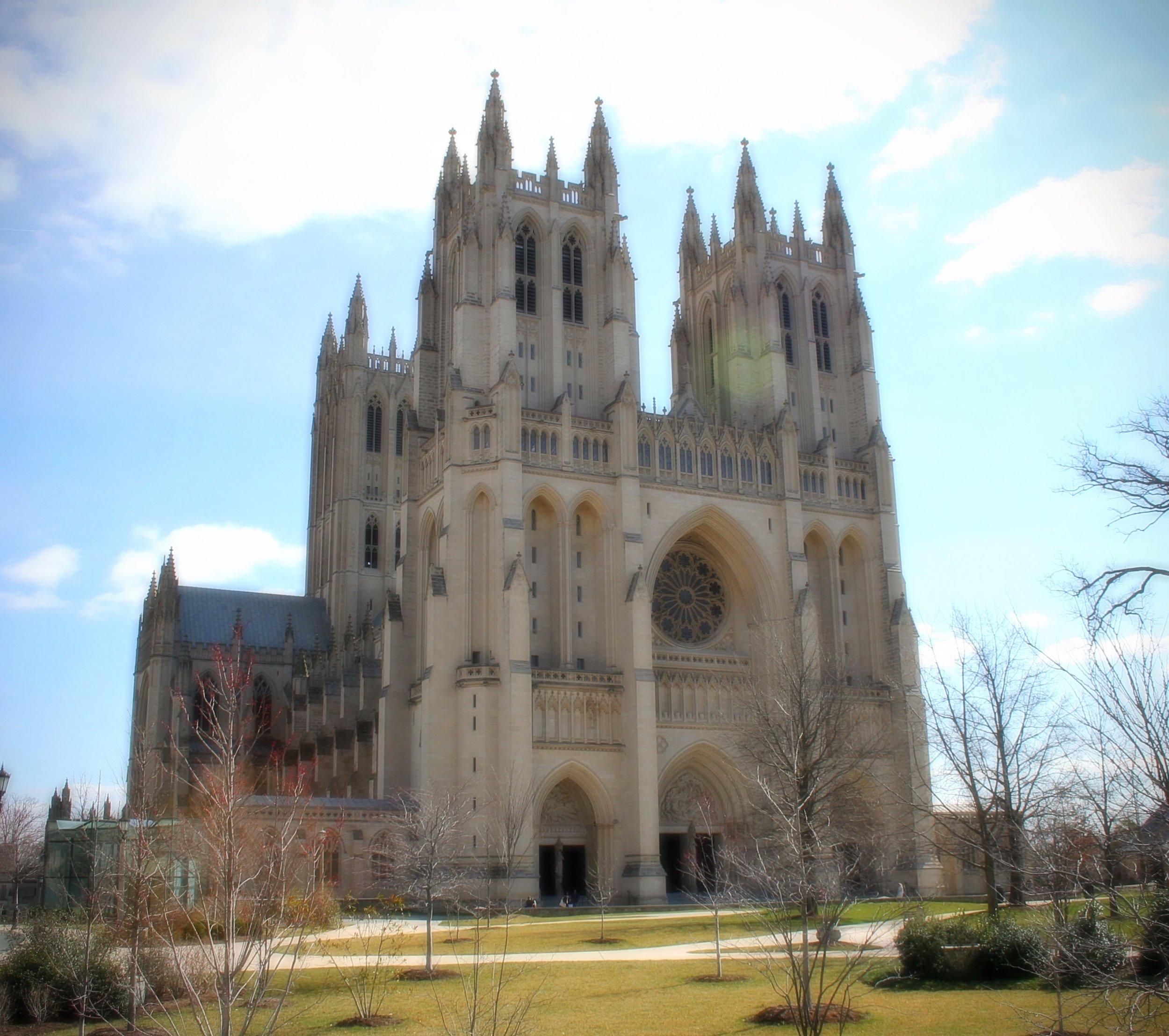 Washington National Cathedral, Washington, DC, 1912