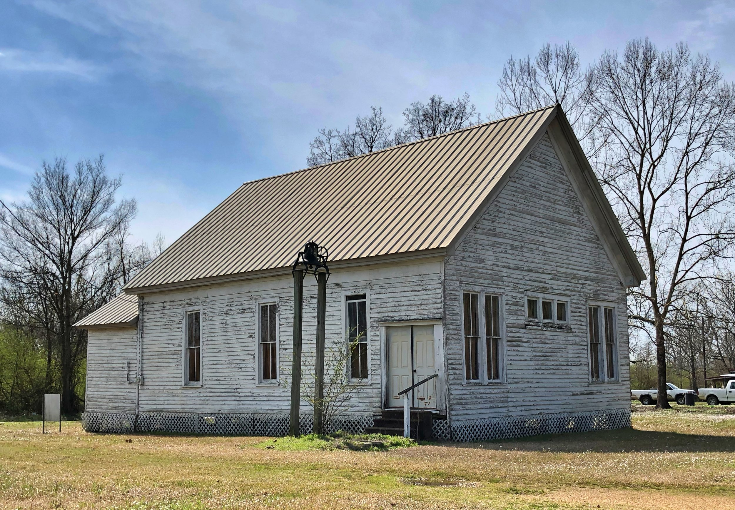 Church in Pheba, Miss.