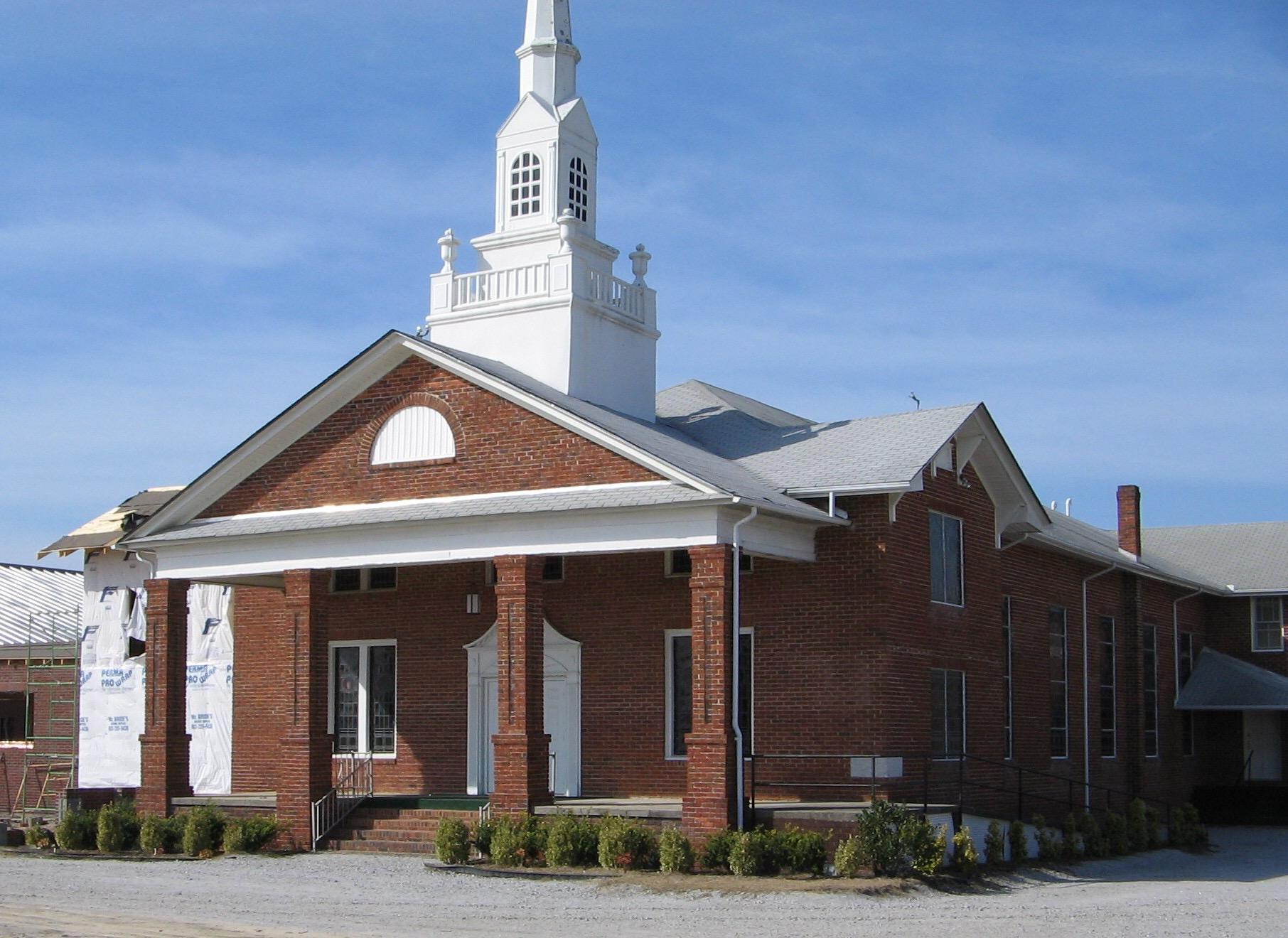 Mt. Pisgah Baptist Church, Jefferson, SC, 1928