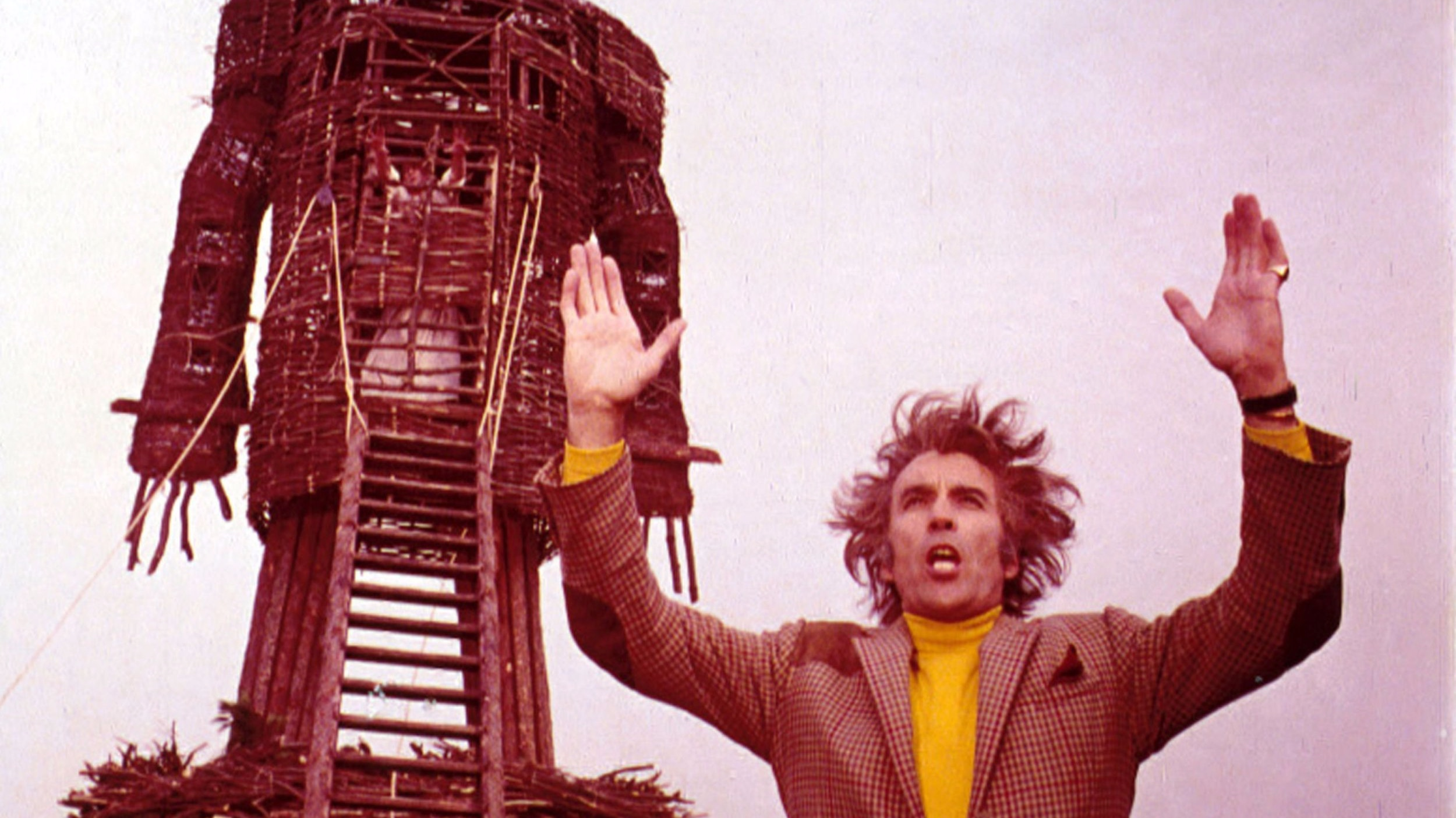 pop culture pilgrimage:           the wicker man -