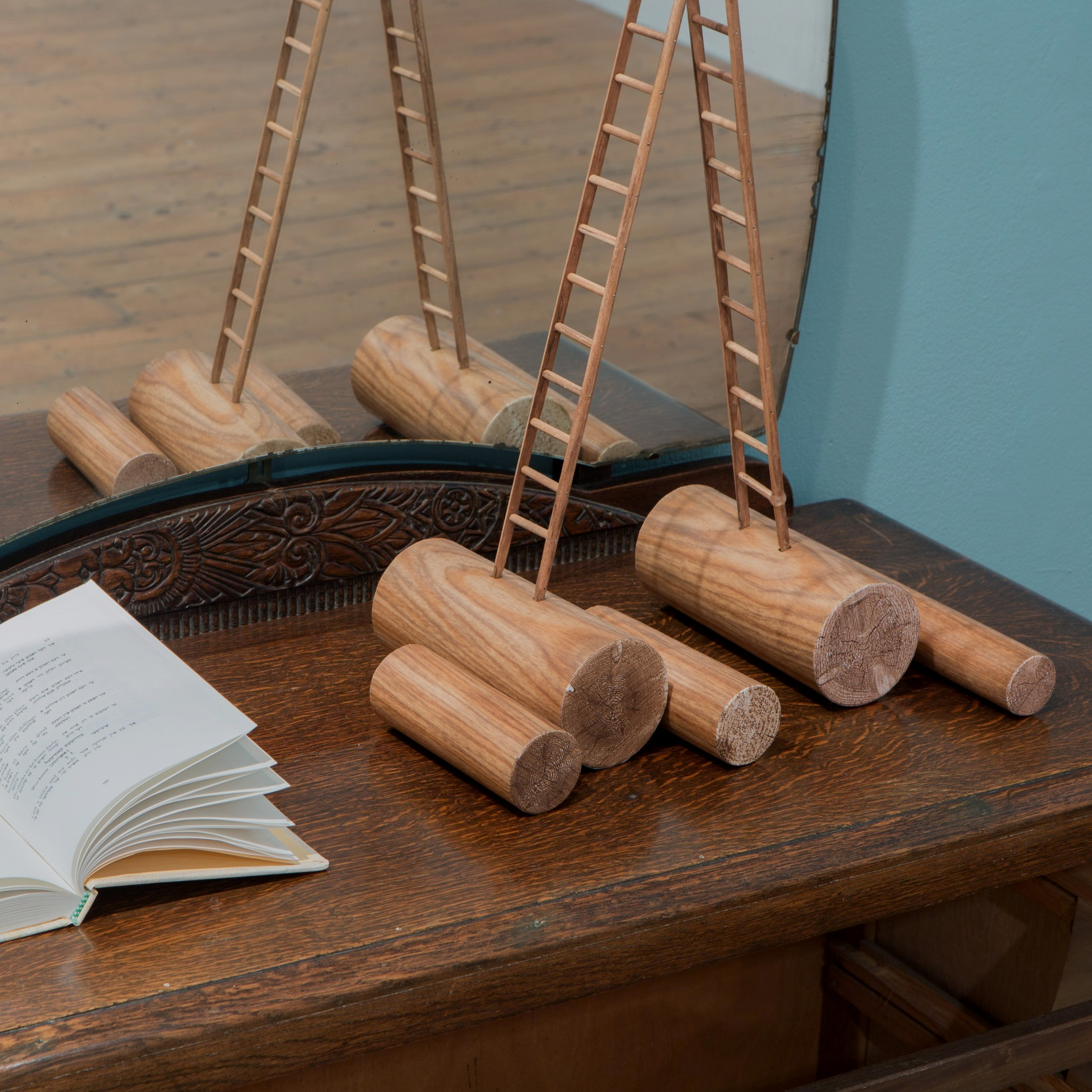 Raw Materials: Wood curation -