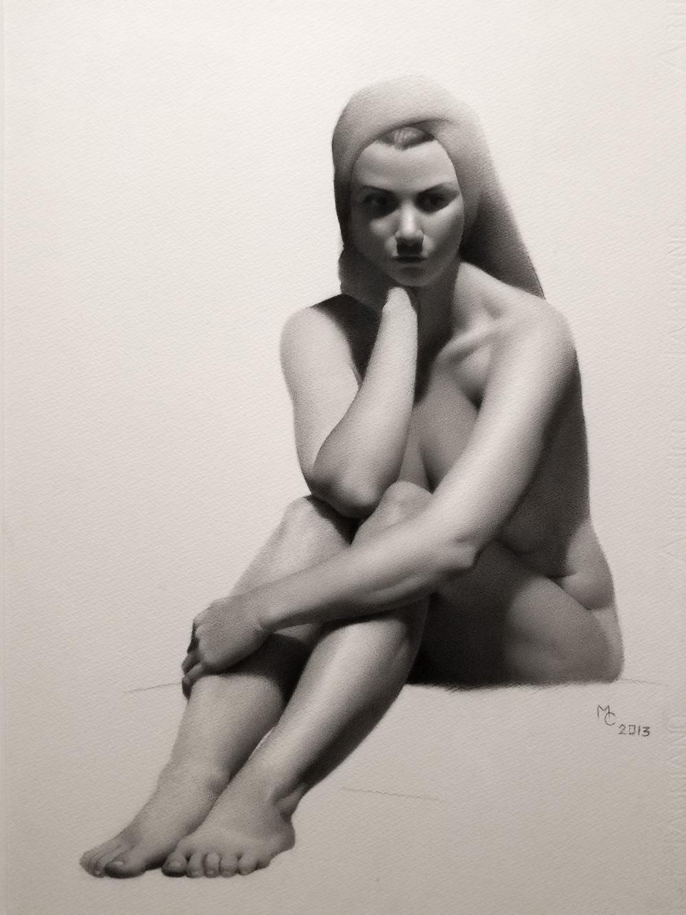 Natalie, by Matthew Collins, 2013