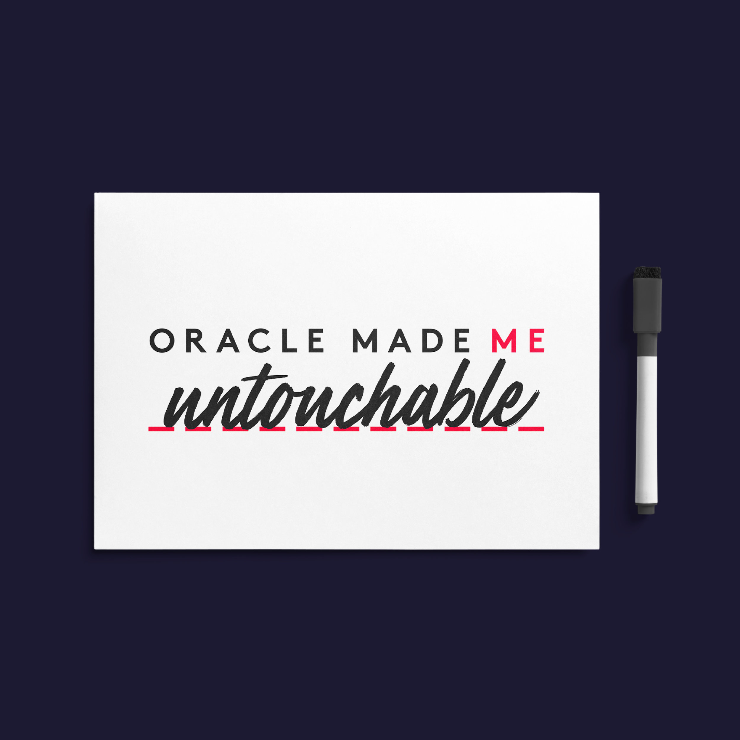 Oracle Made