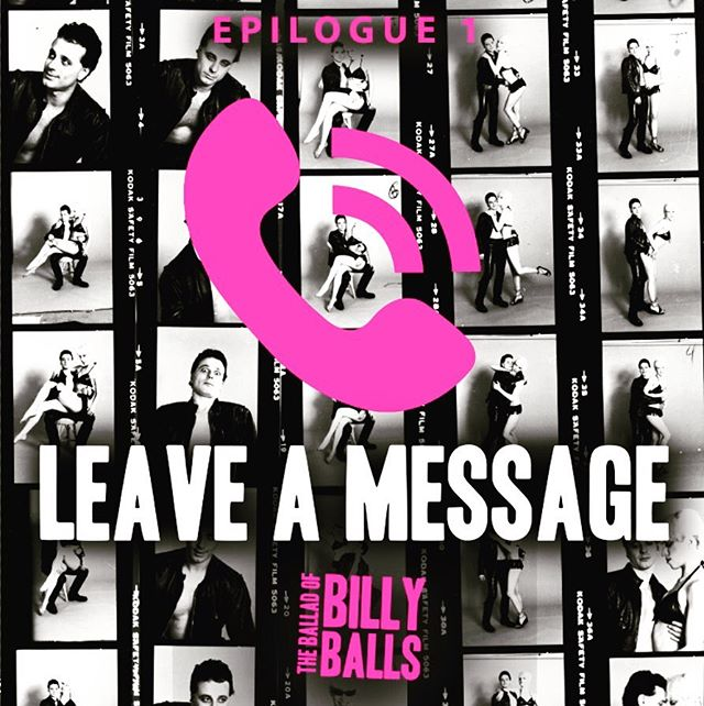 You thought we were done after Chapter 13? We've got some bonus material for you! The first epilogue of The Ballad of Billy Balls is out now! #theballadofbillyballs #truecrime #podcast #crimetownpresents