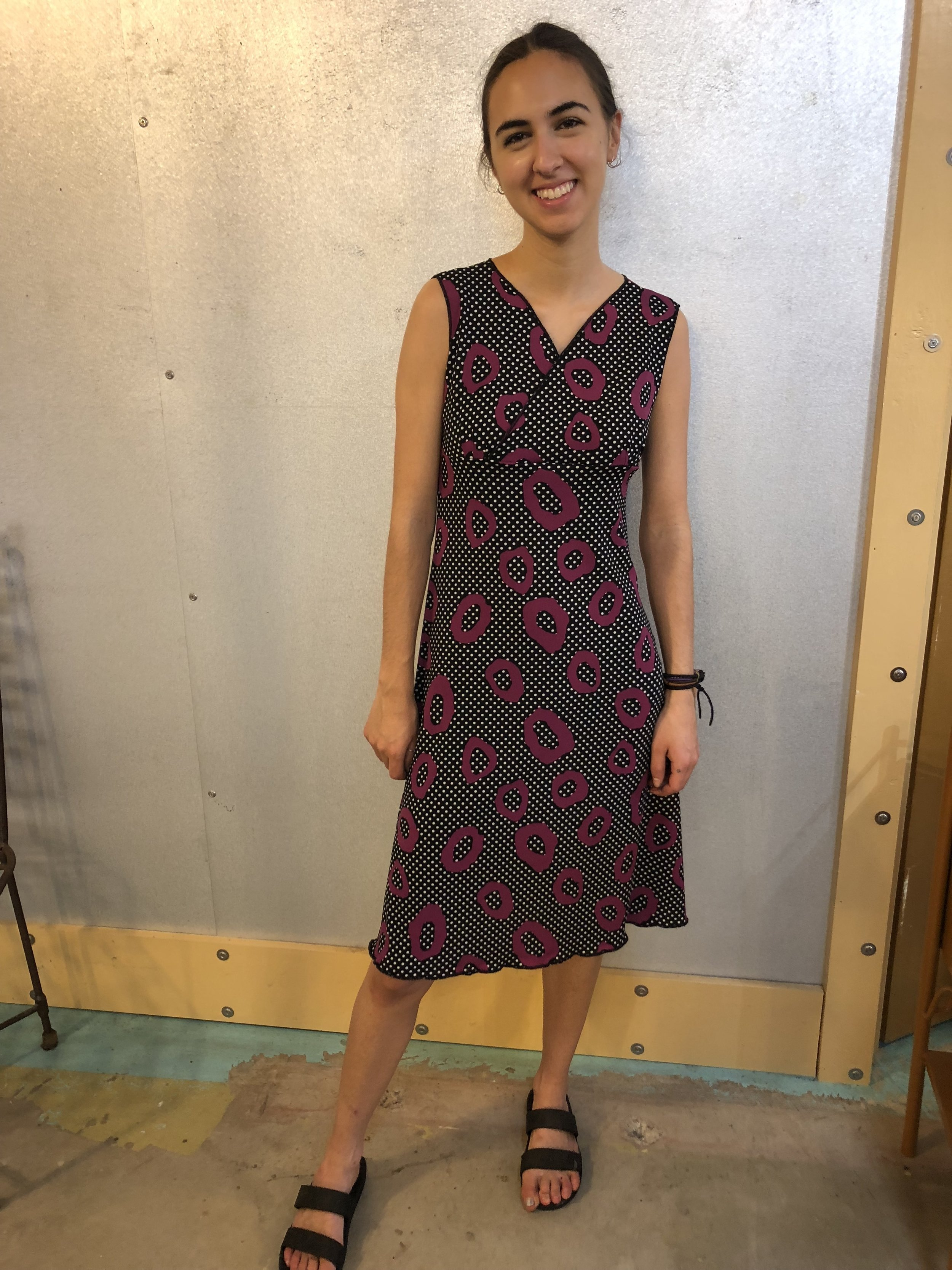 Pattiy Torno dress