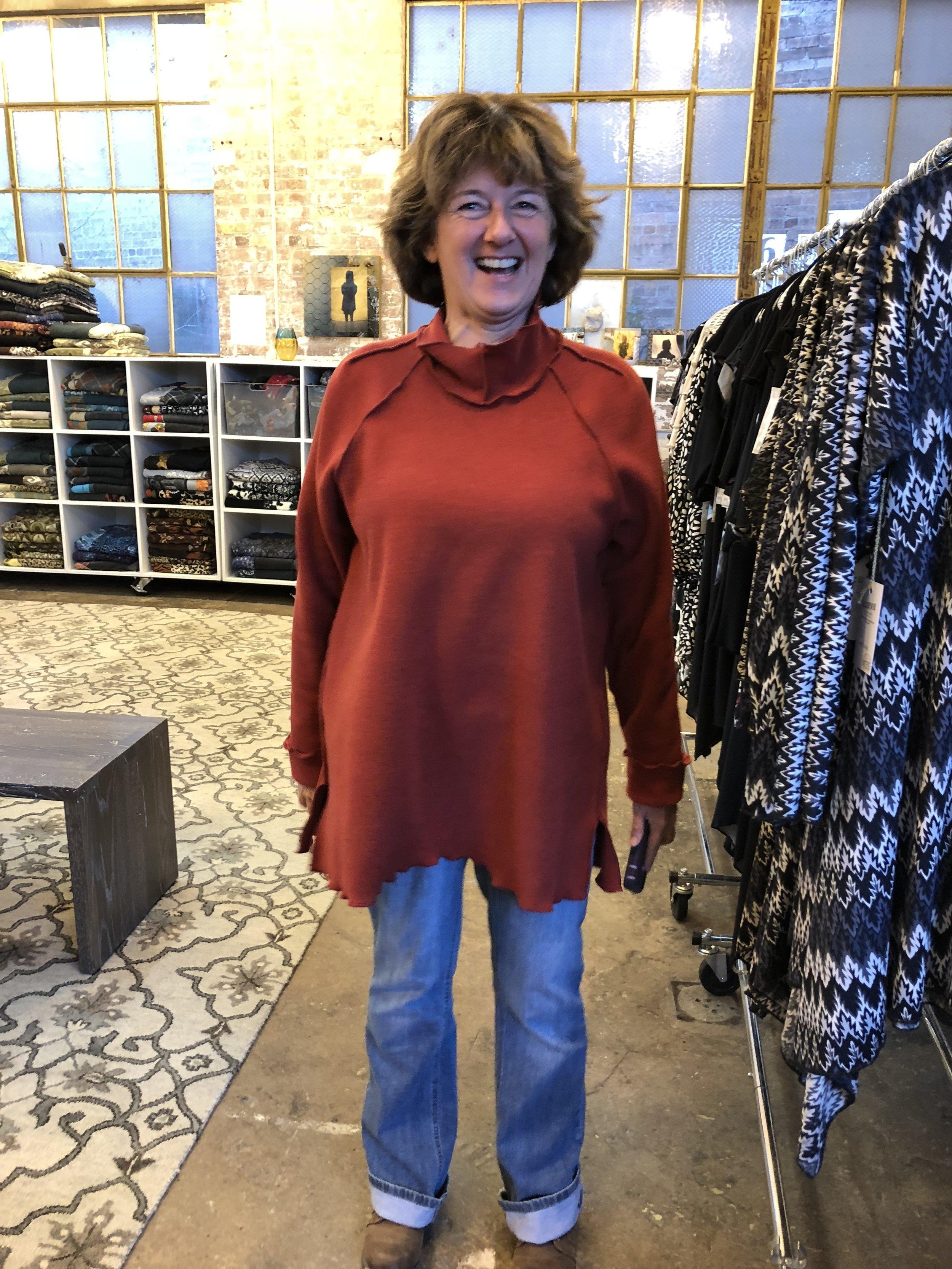 Pattiy Torno Polartec Pullover