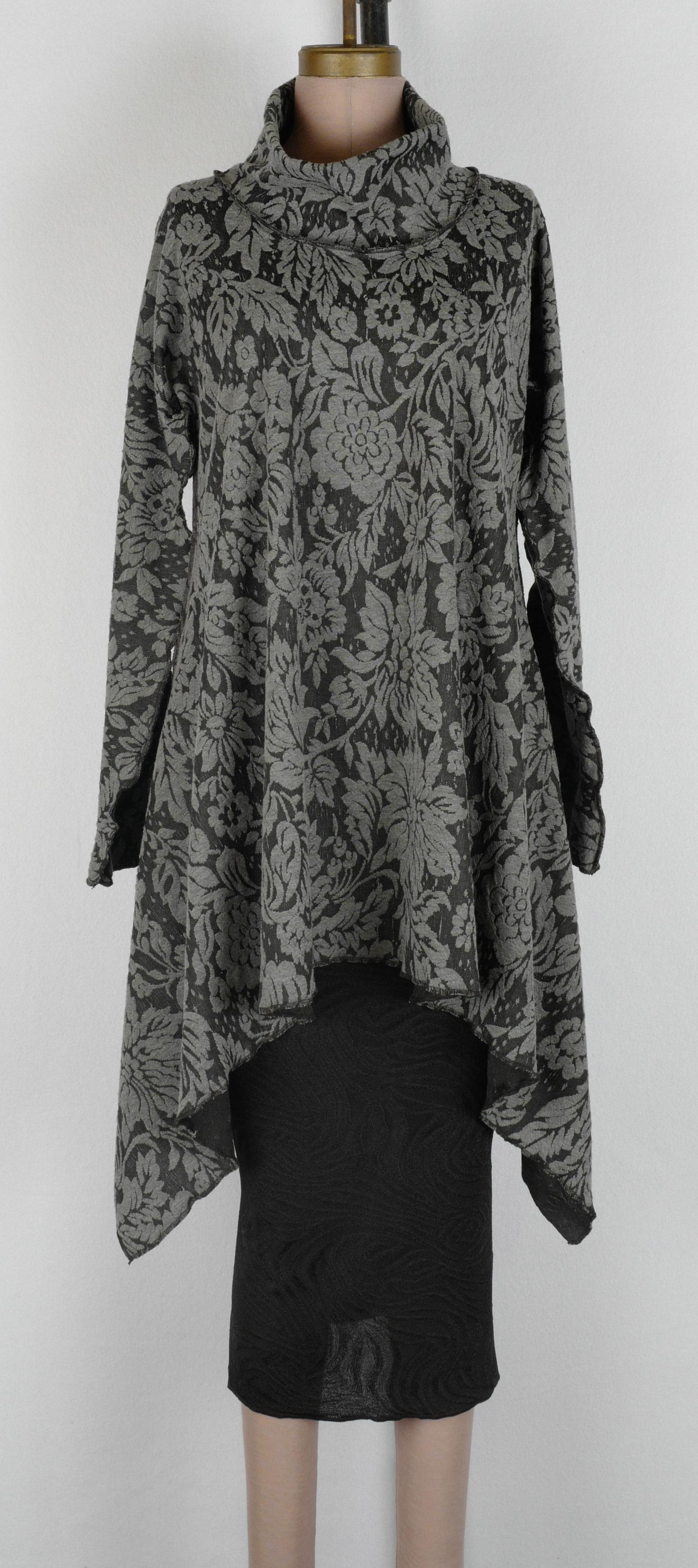 Cowl Arch Tunic $160 • S M L XL
