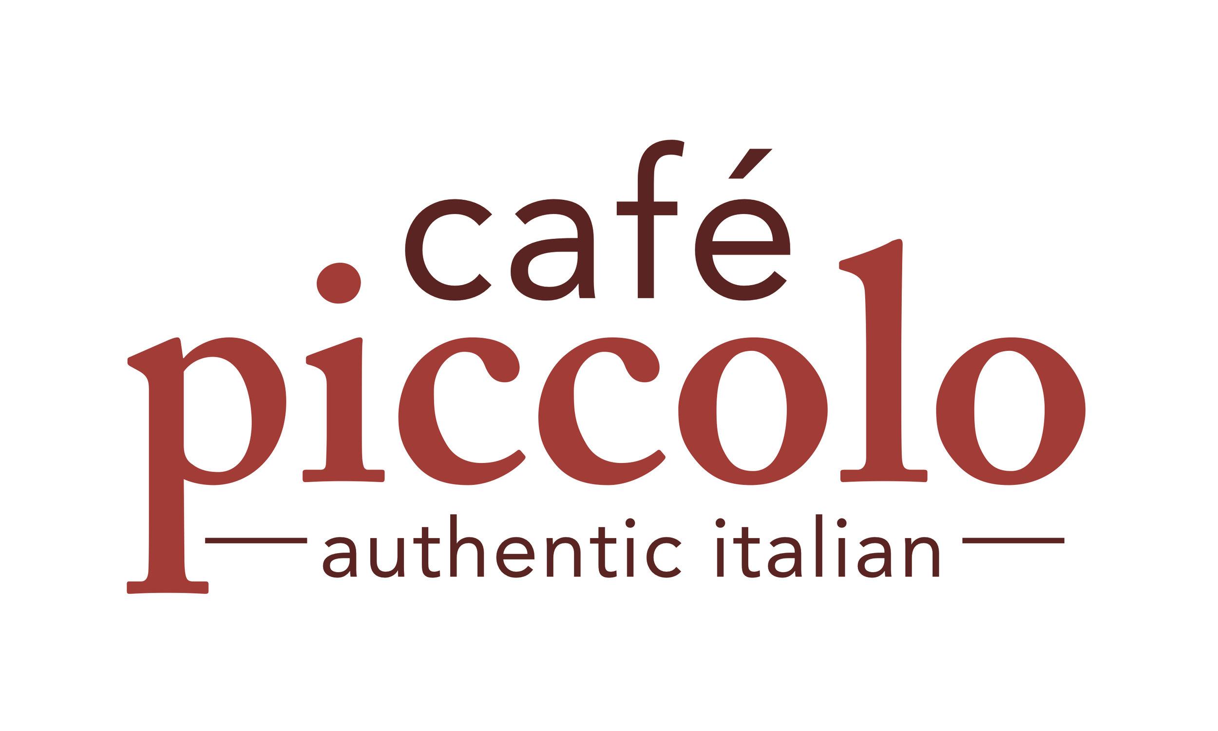 Cafe Piccolo - Food