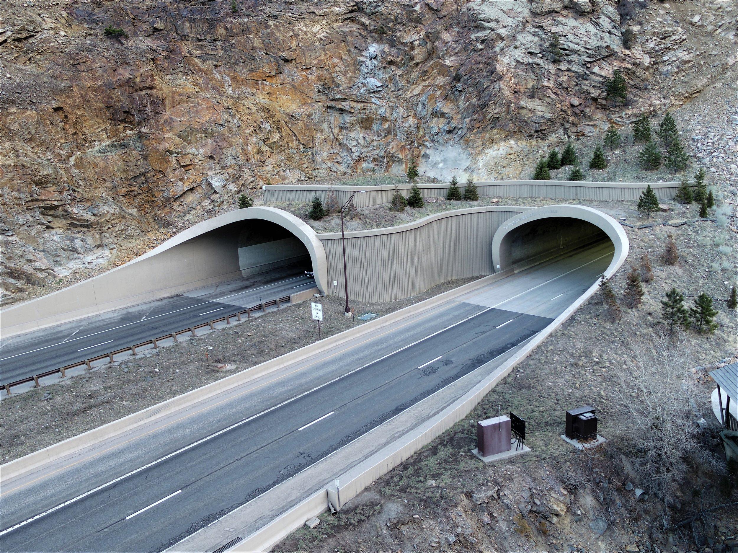 Veterans Memorial Tunnels