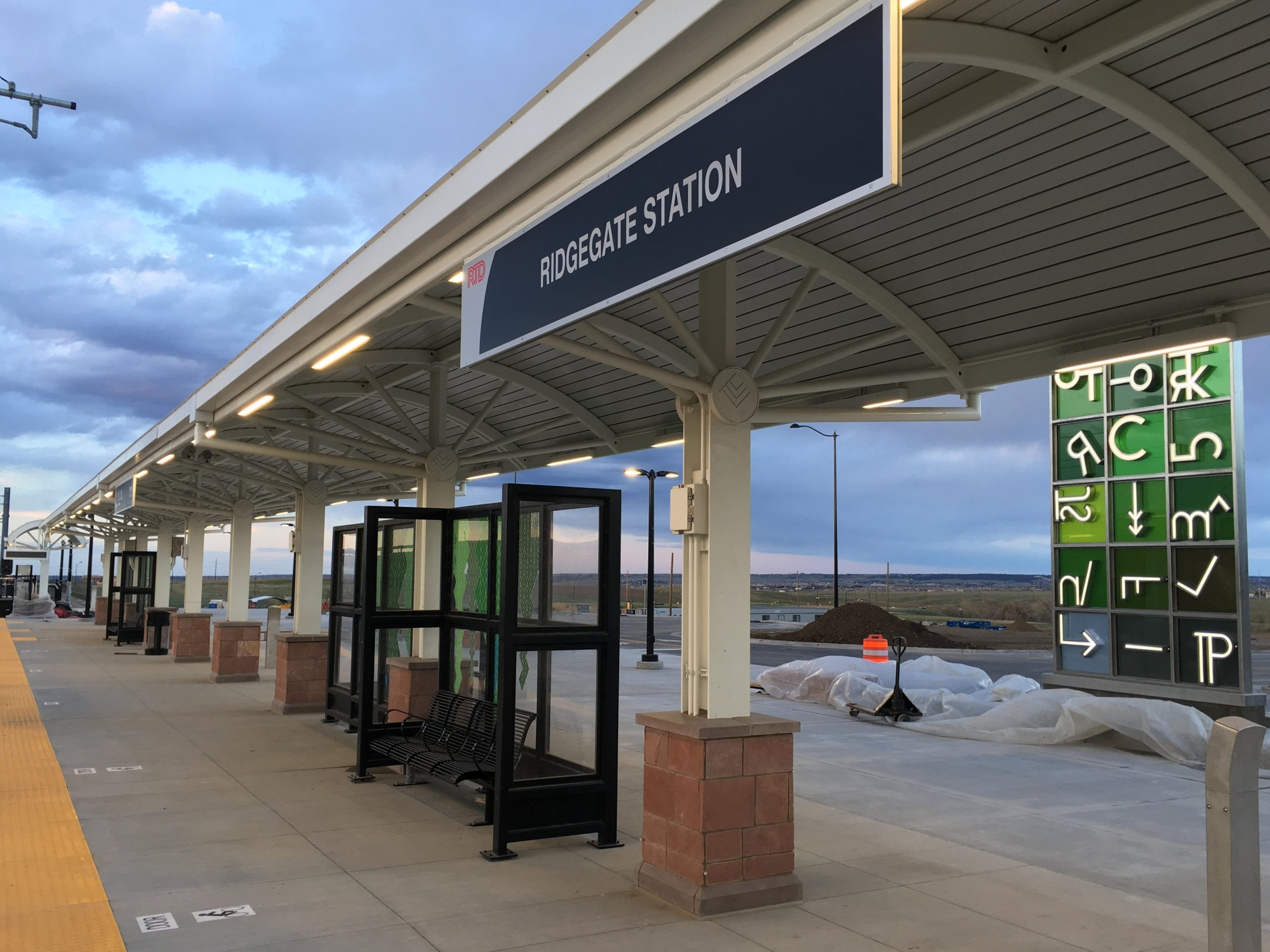 RTD South East Rail Extension