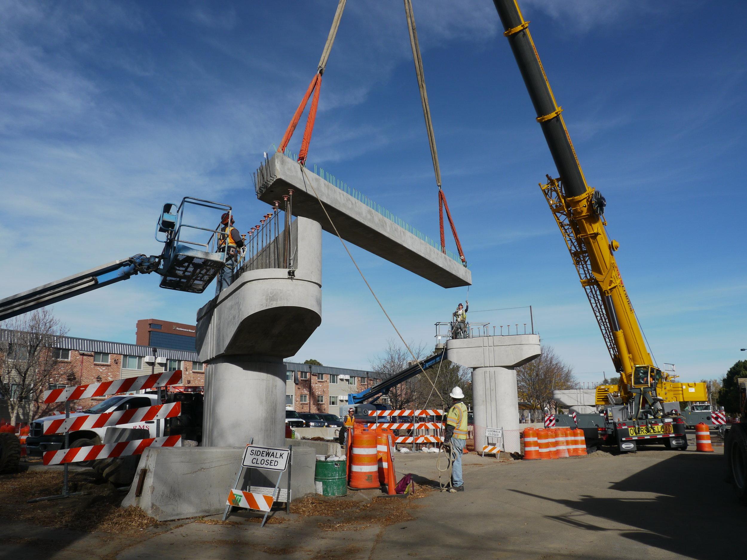 Materials Testing - Inspection - Colorado Ped Center Bridges.JPG