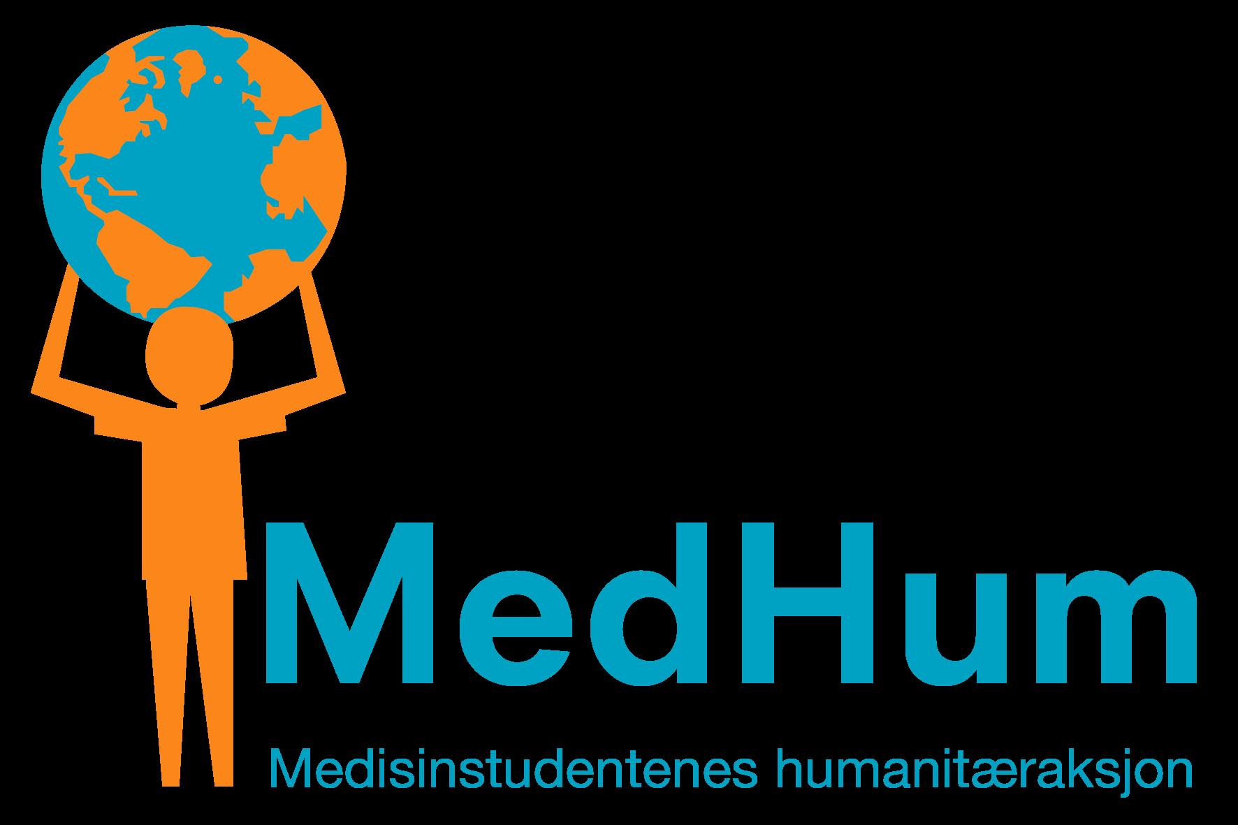 - MedHum er Norges største humanitære studentorganisasjon. Hvert partallsår arrangerer MedHum aksjon for å samle inn penger til humanitære prosjekter med fokus på lav- og mellominntektsland, og forebyggende helsearbeid.