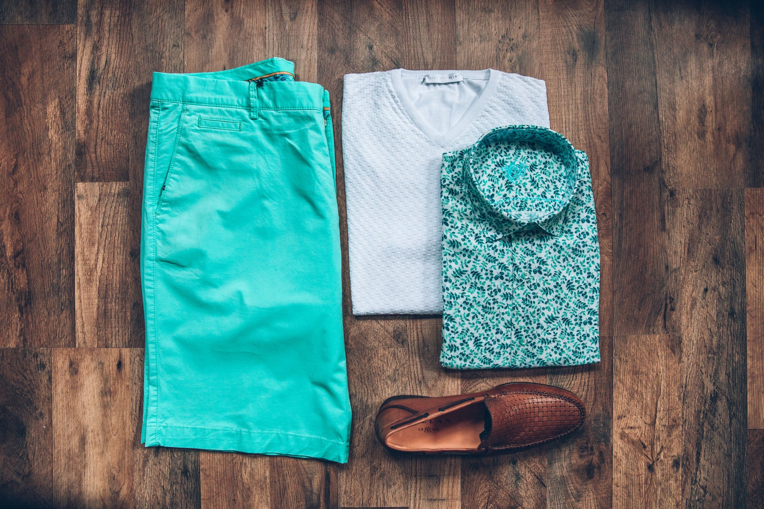 Men's Summer Wardrobe