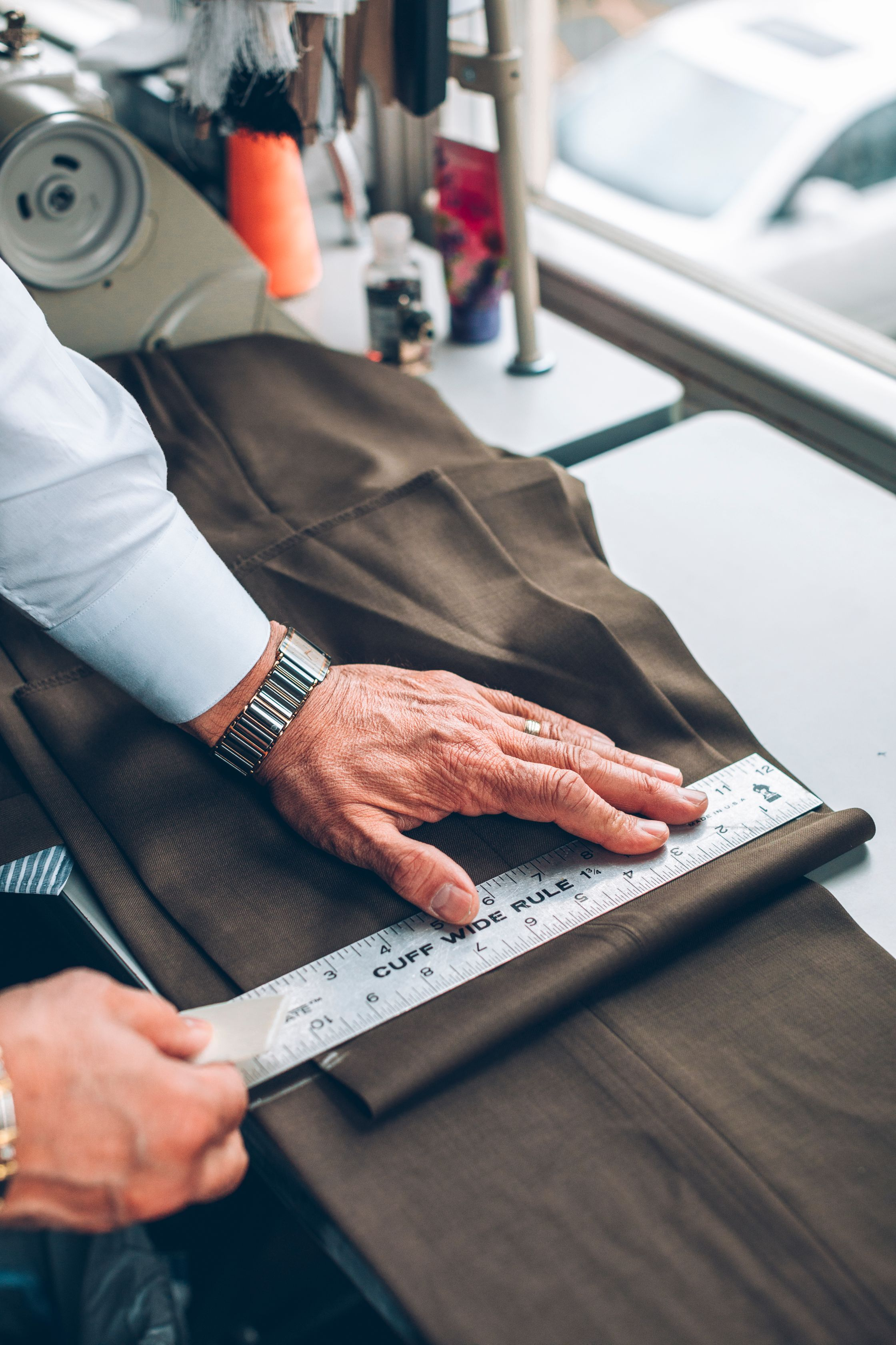 Expert Alterations and Tailor Services