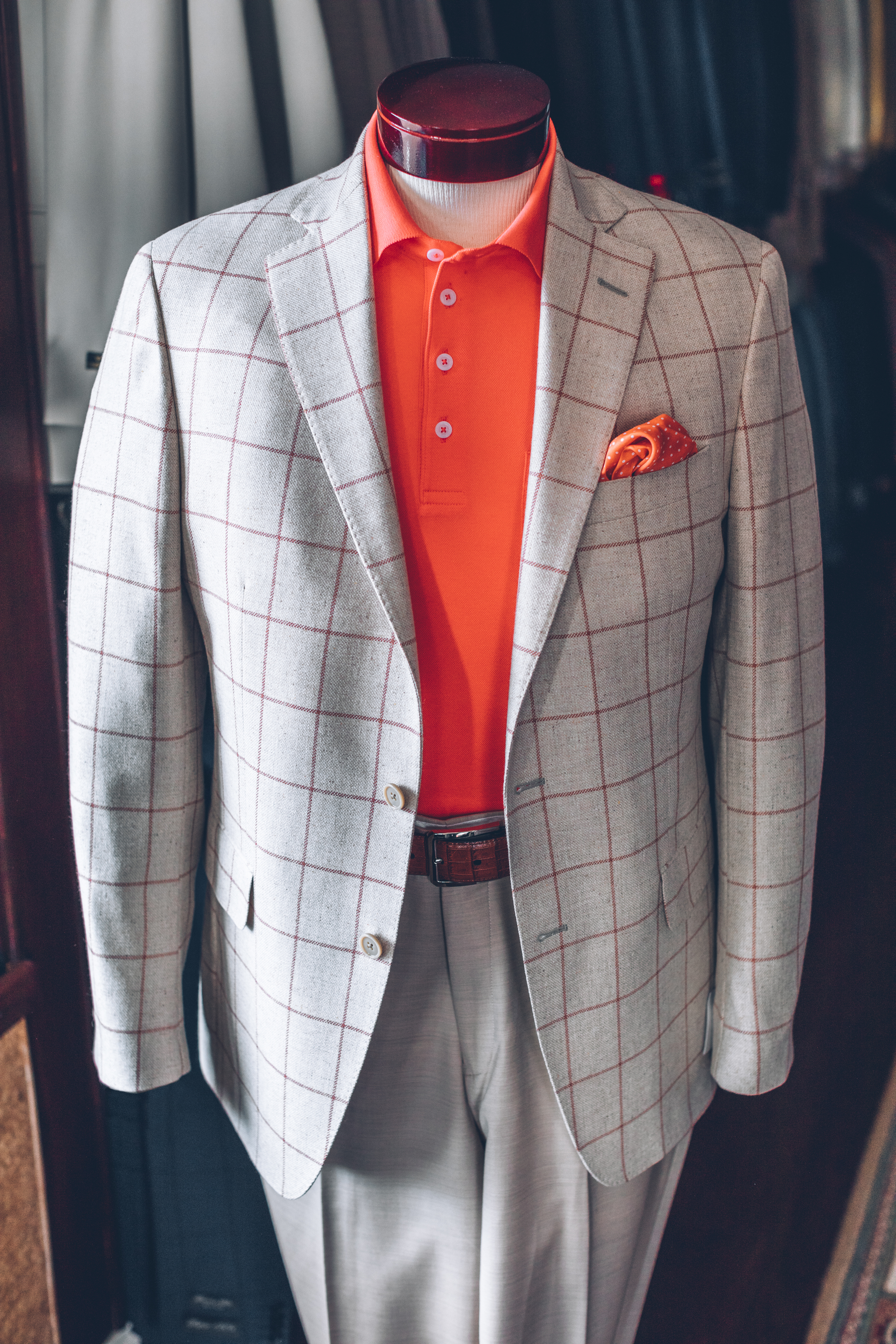 Men's Bespoke Suits
