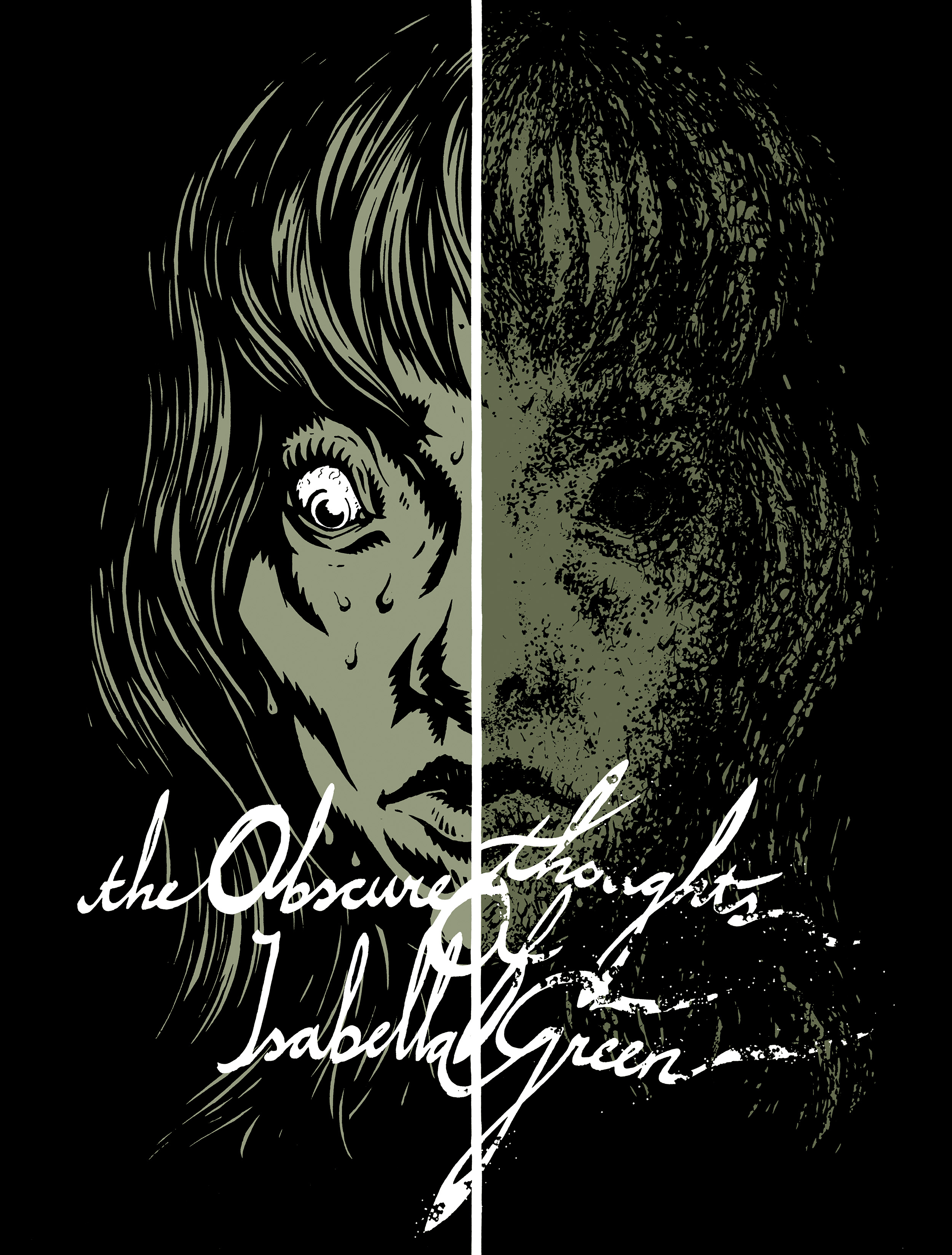 The Obscure Thoughts of Isabella Green: cover