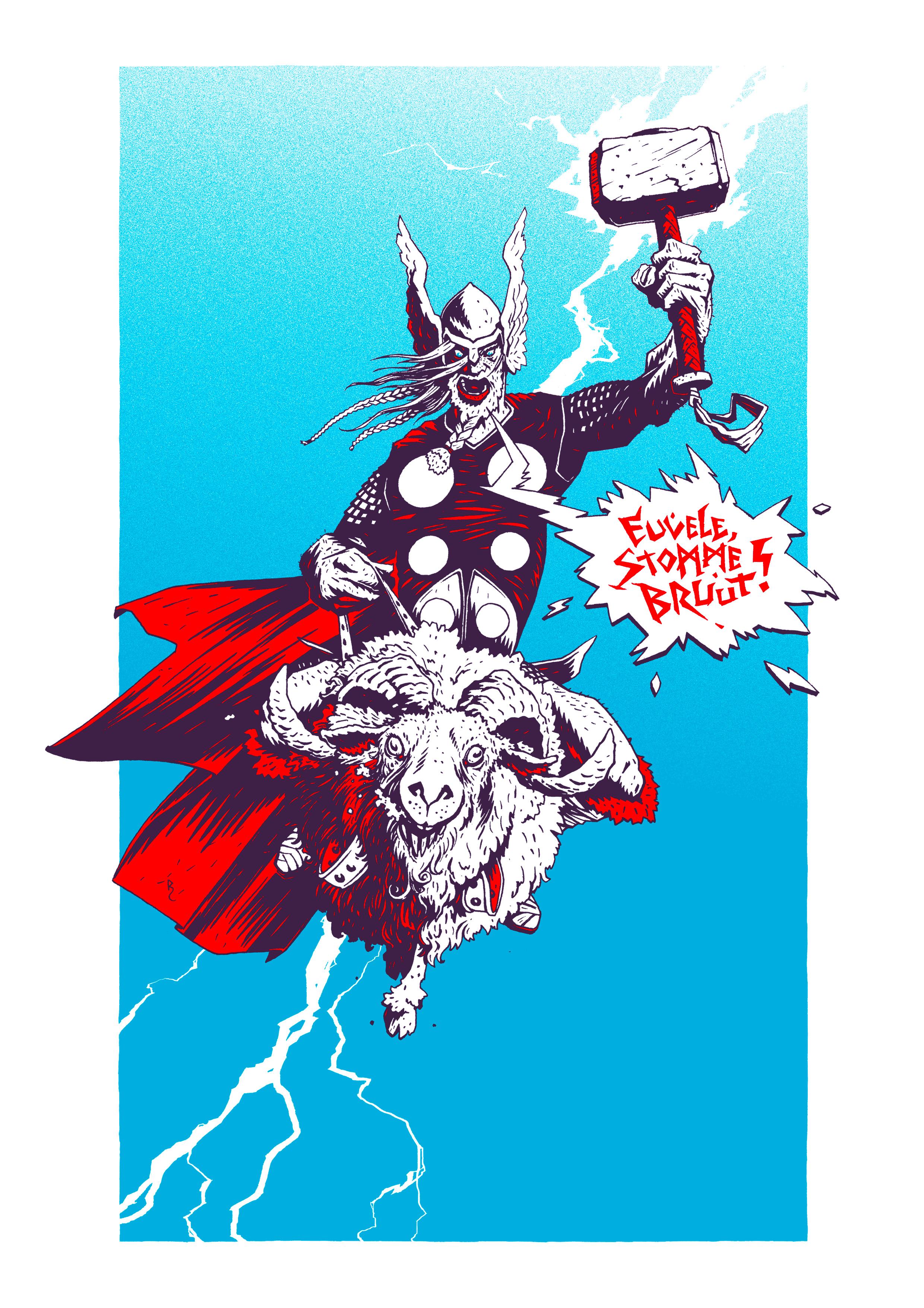 Superschelden: Thor