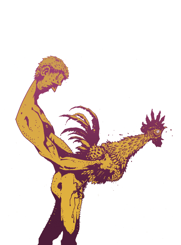Print: Chicken F*cker