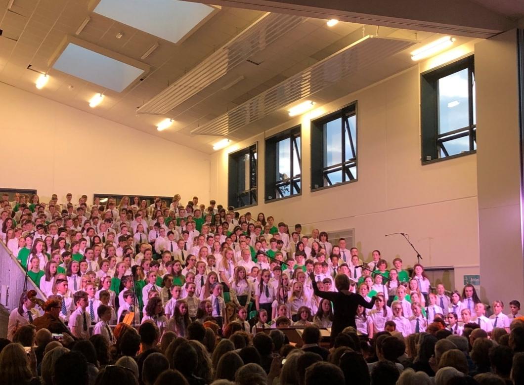 National Children's Choir, Wicklow Regional Concert 2019