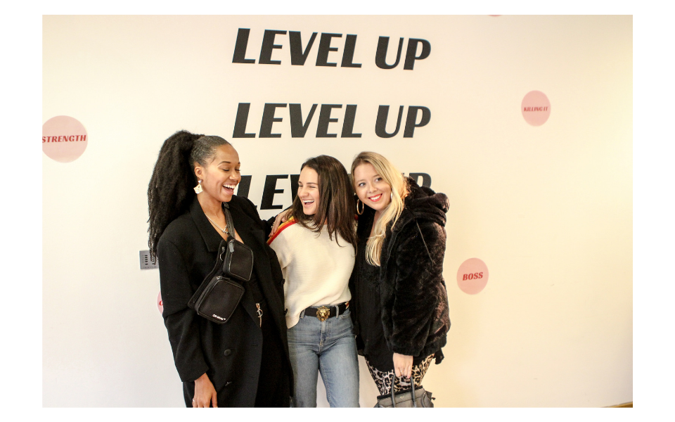 LEVEL UP, LONDON 2018