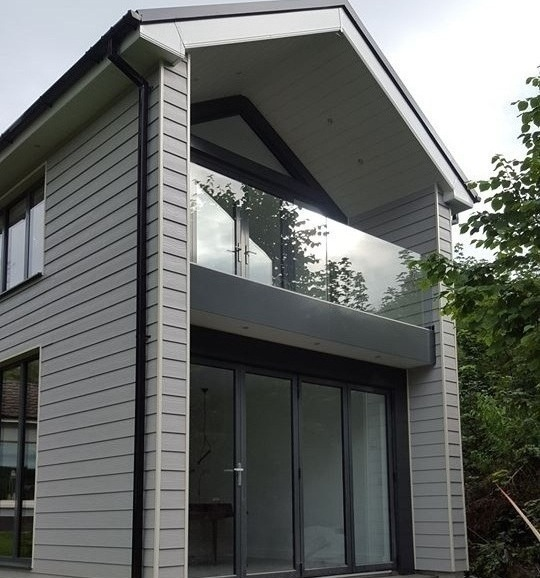 Domestic - From designing the conservatory of your dreams, remodeling your windows & doors using only high quality products or fitting windows with energy saving double glazing, we do it all.