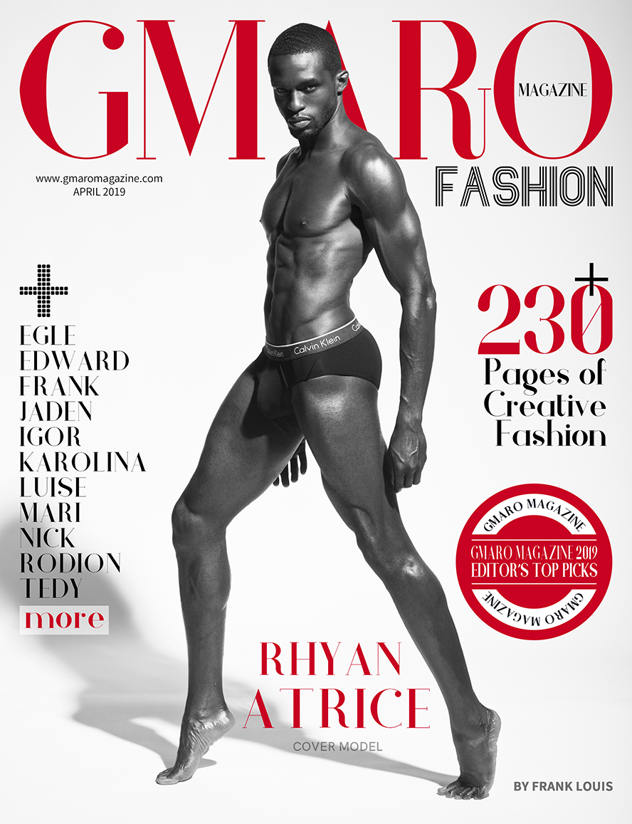 GMARO Magazine #03 April 2019