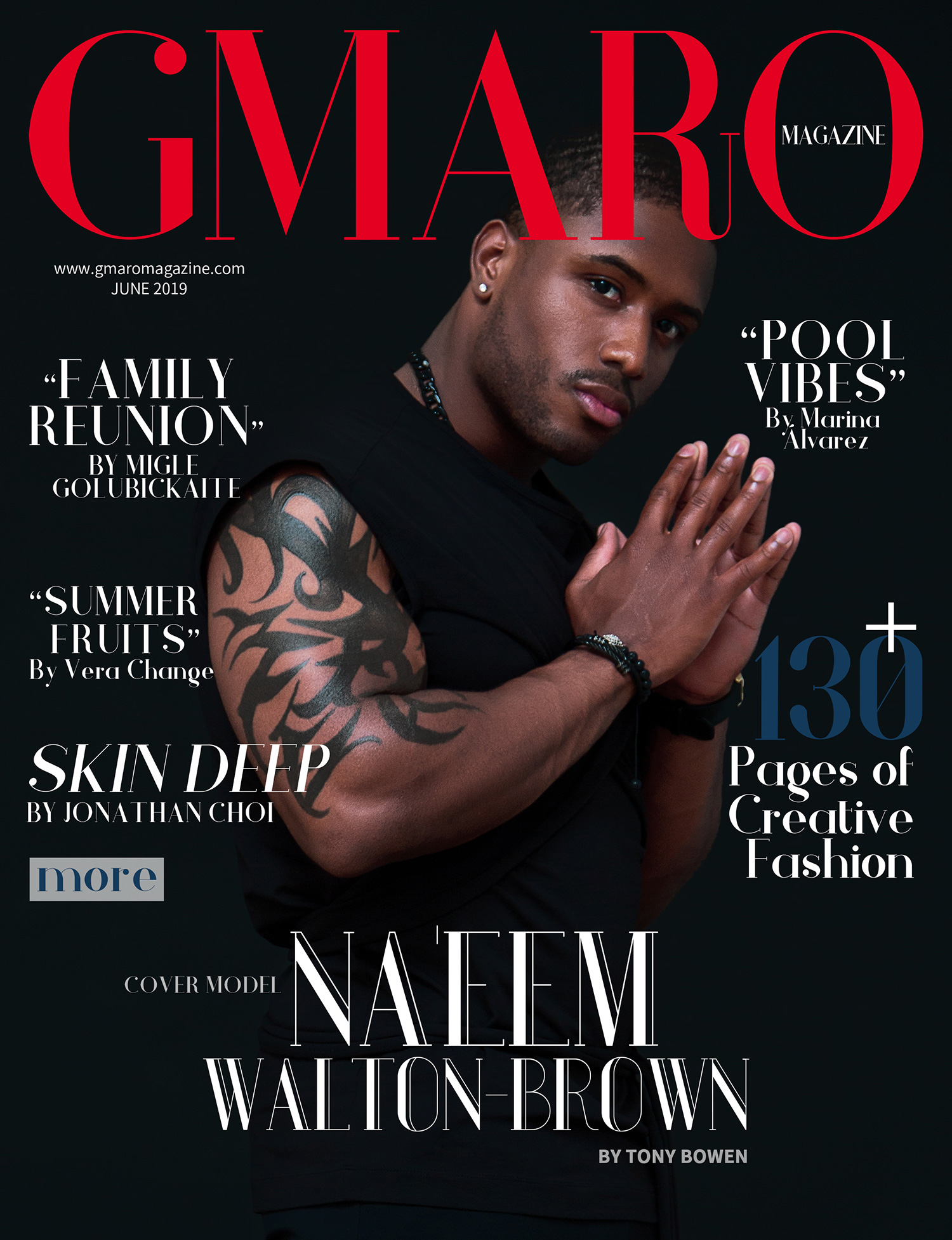GMARO Magazine #03 JUNE 2019