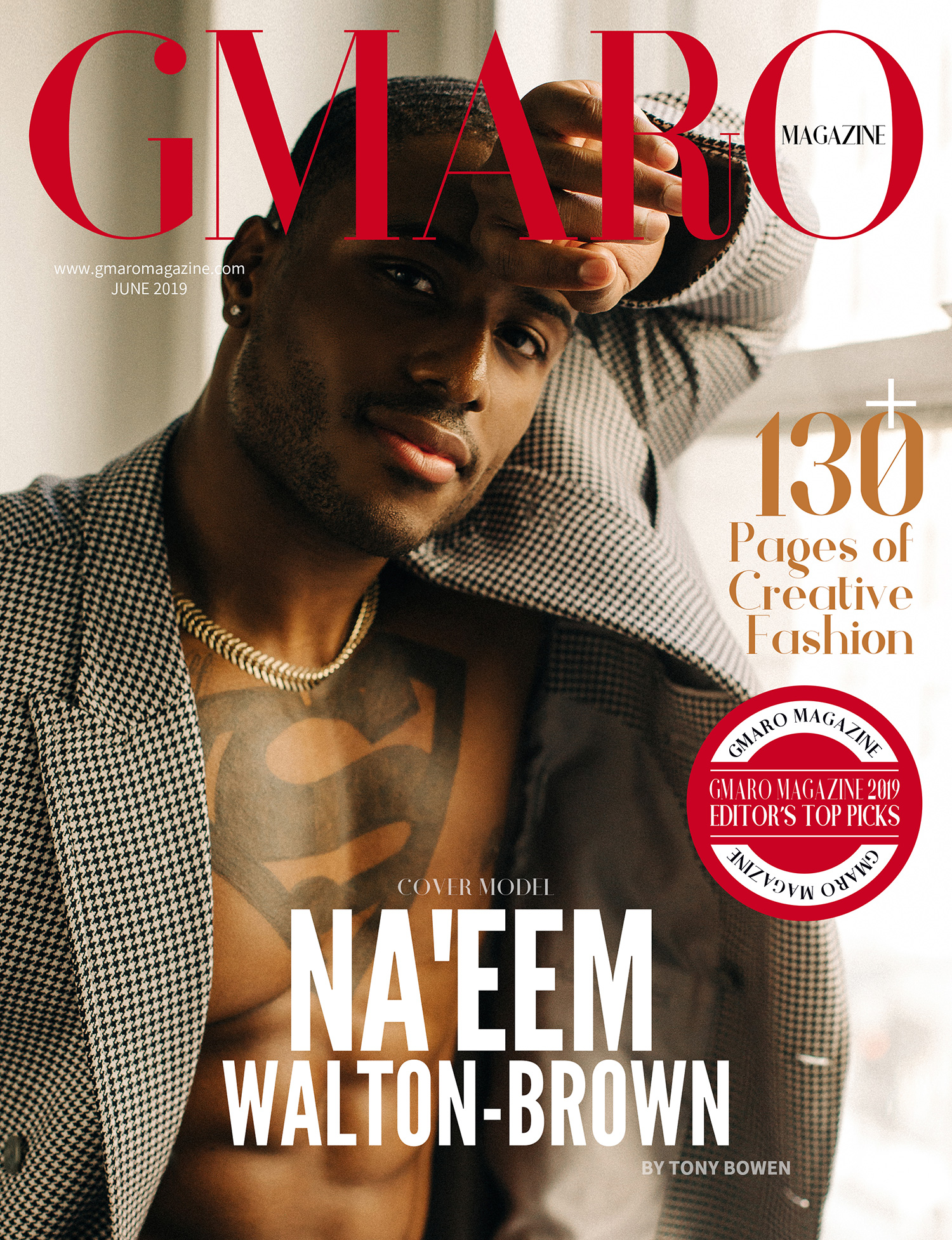 GMARO Magazine #05 JUNE 2019
