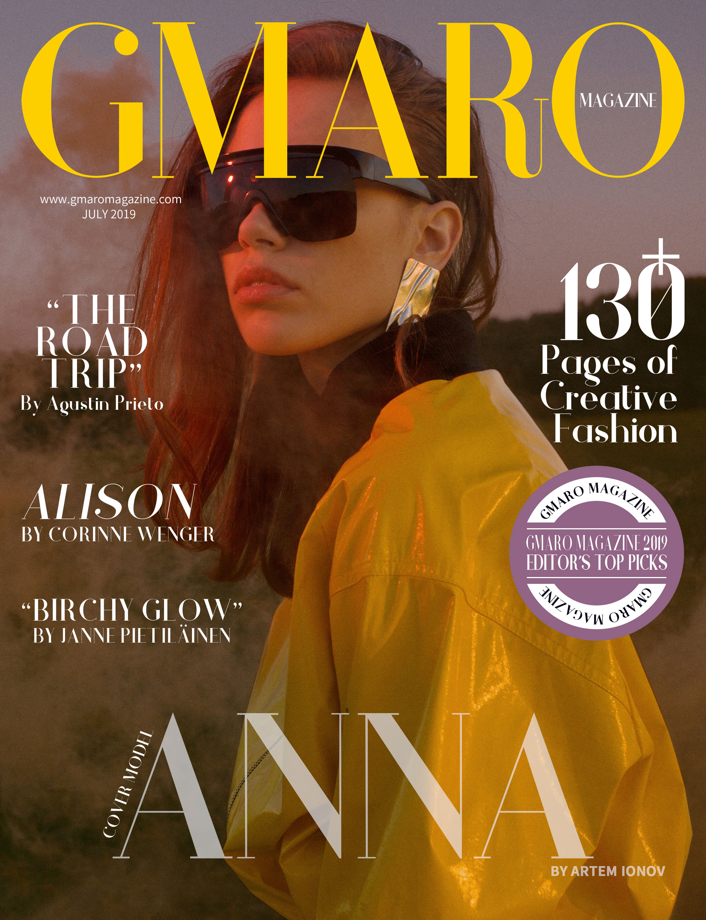 GMARO July 2019 Issue #04