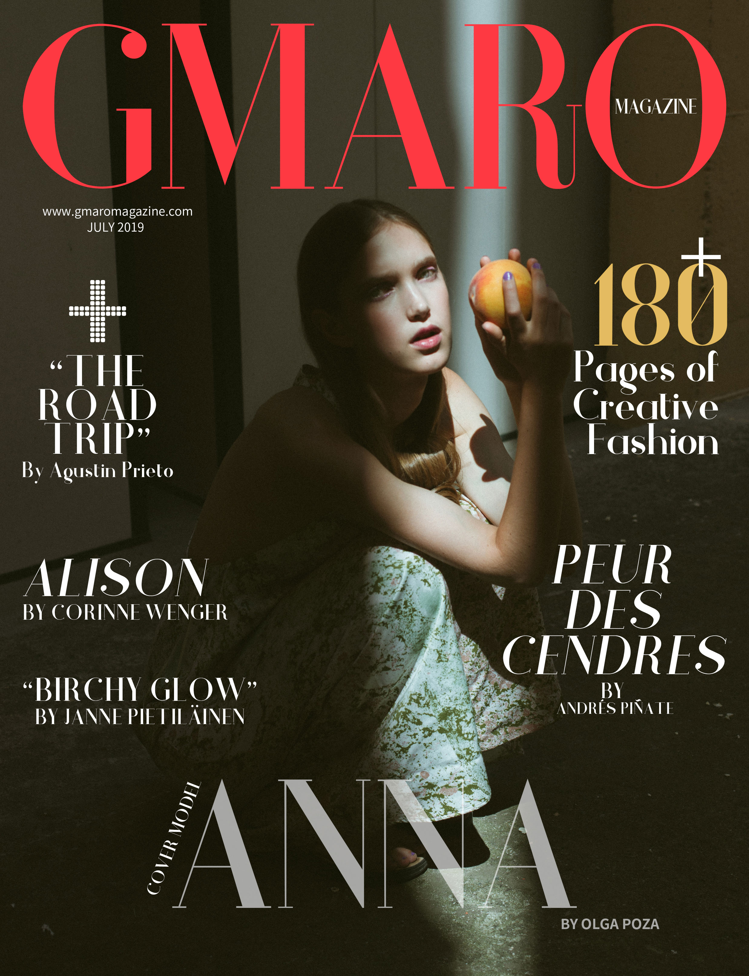 GMARO July 2019 Issue #08