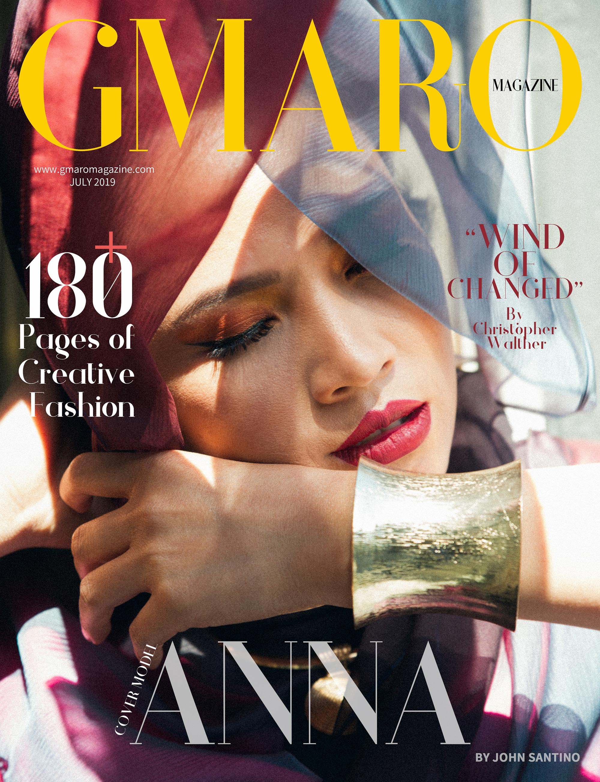 GMARO July 2019 Issue #17