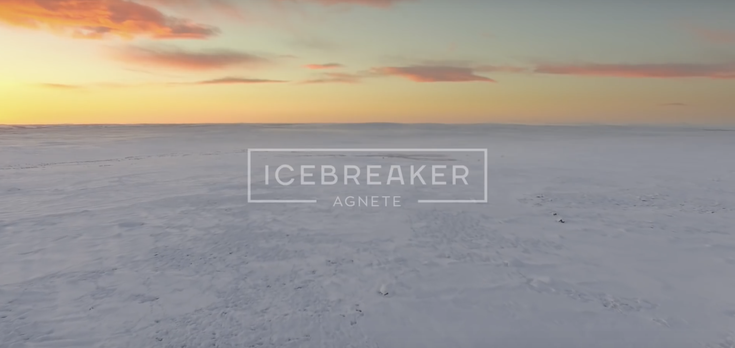 ICEBREAKER - Music video. Agnete represented Norway at the 2016 Eurovision Song Contest in Stockholm with the song Icebreaker.Director: Elle Márjá Eira. DOP: Ken Are Bongo. Davás film AS.