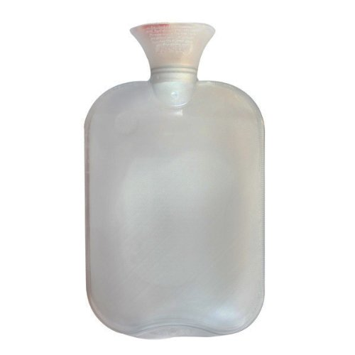 Transparent Classic Hot Water Bottle -
