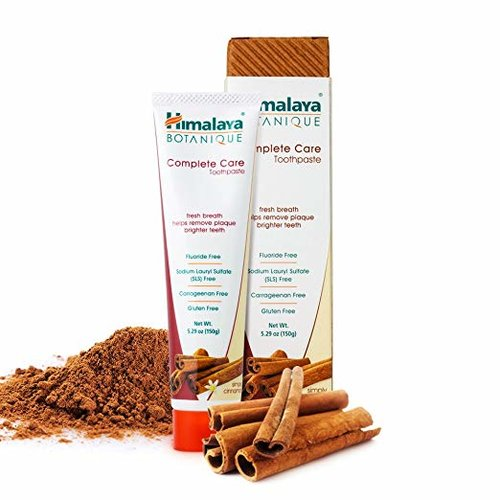 Himalaya Complete Care Toothpaste - Simply Cinnamon -