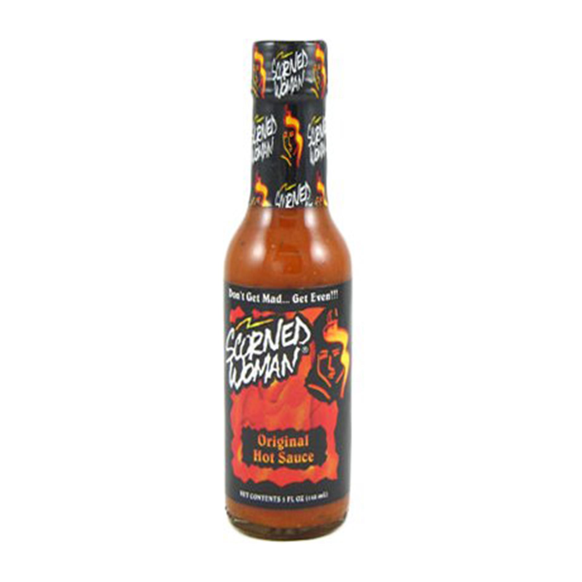 Scorned Woman Hot Sauce 5oz. (3 Pack) -