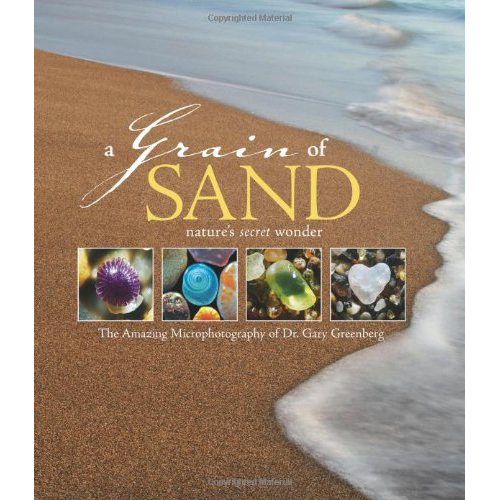 A Grain of Sand - by Dr. Gary Greenberg
