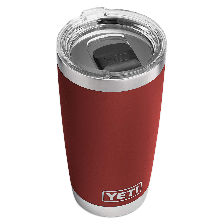 YETI Rambler 20 oz Stainless Steel Vacuum Insulated Tumbler w/MagSlider Lid -