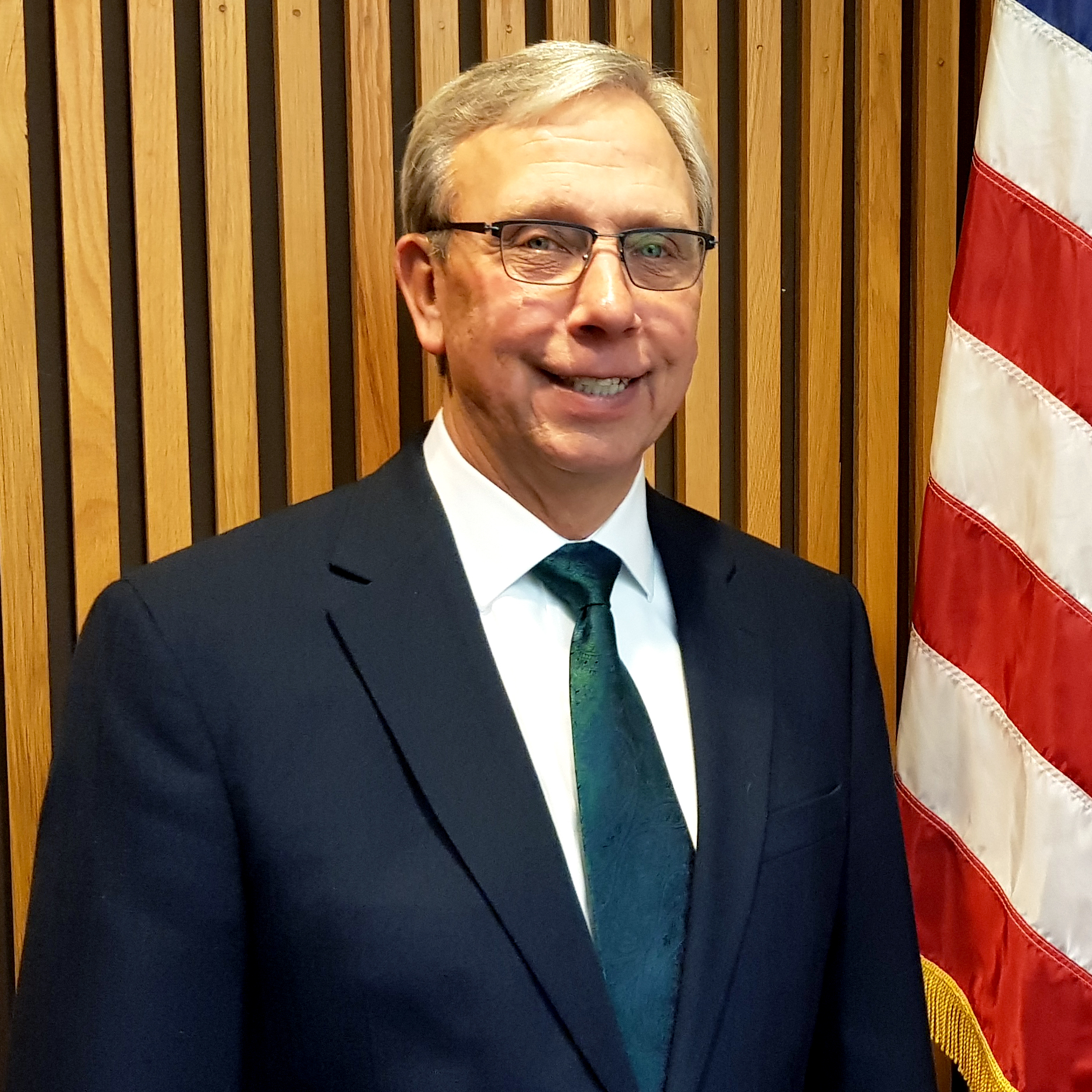 Don Przybylinski,  President and Member At-Large Michigan City Common Council