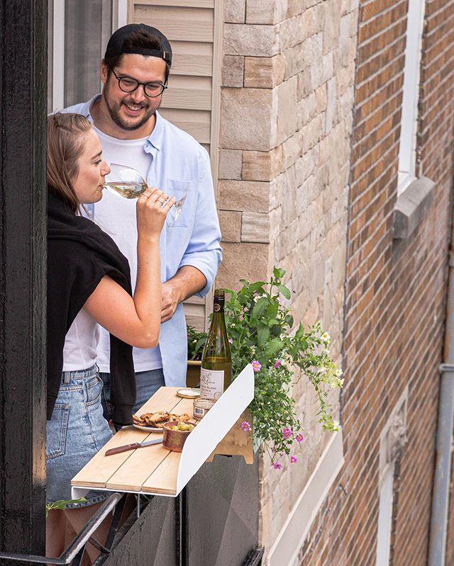 Samedi prochain 😮 Pop-up Shop | L'ultime balcon à @mabrasserie ! 🔥 Viens prendre une bonne bière avec nous et profites-en pour « pimper » ton balcon! Détails en bio! • • • #balcony #shopmtl #mtlshop  #localproducts #localbusiness  #rosepatrie #mtlmoments #madeinqc #madeinmtl