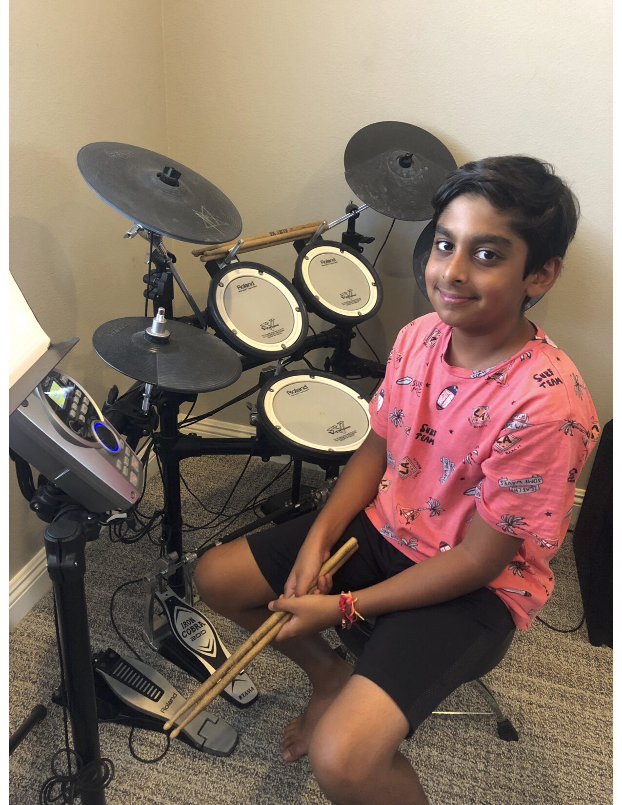 """""""This class is really fun and at the same time, we learn a lot while playing.""""  -Arnav S"""
