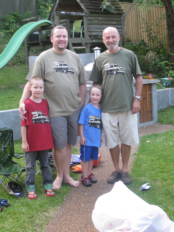 Riley, Nathan, Damon and Barry Harper.jpg