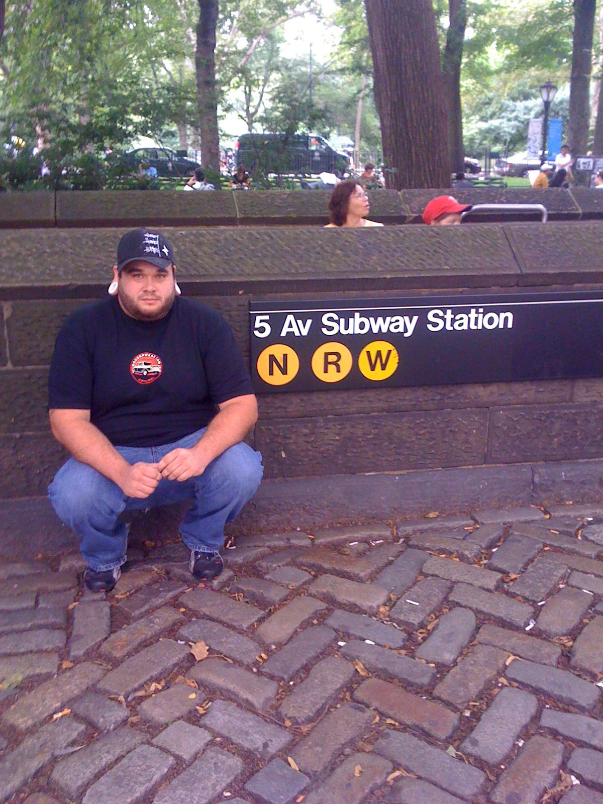 Ed Russell NYC subway.jpg