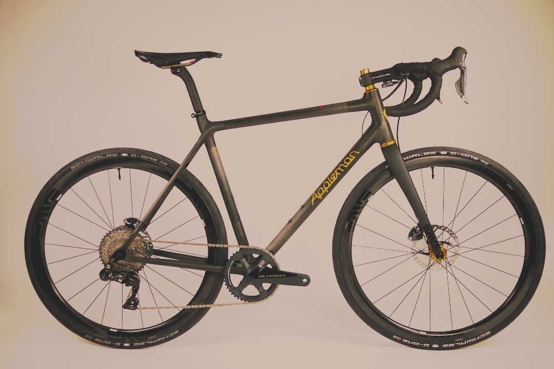 Custom Carbon Fiber Bikes and Repair -