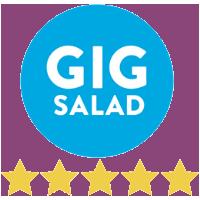 GIG Salad Five Stars.png