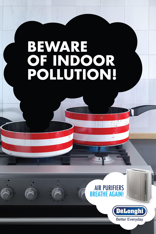 Delonghi Air Purifiers 'Pans'