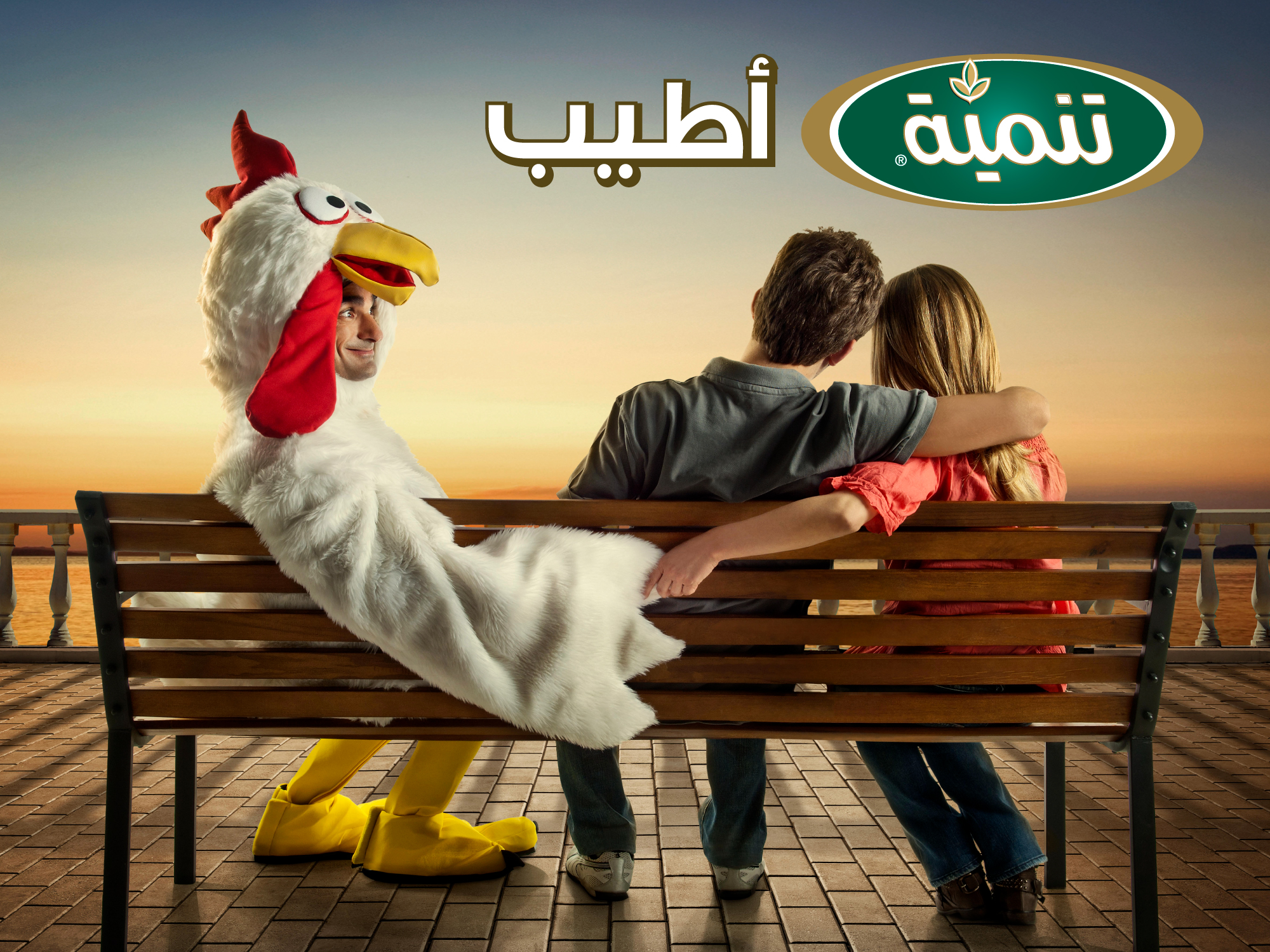 Tanmia Chicken 'bench'