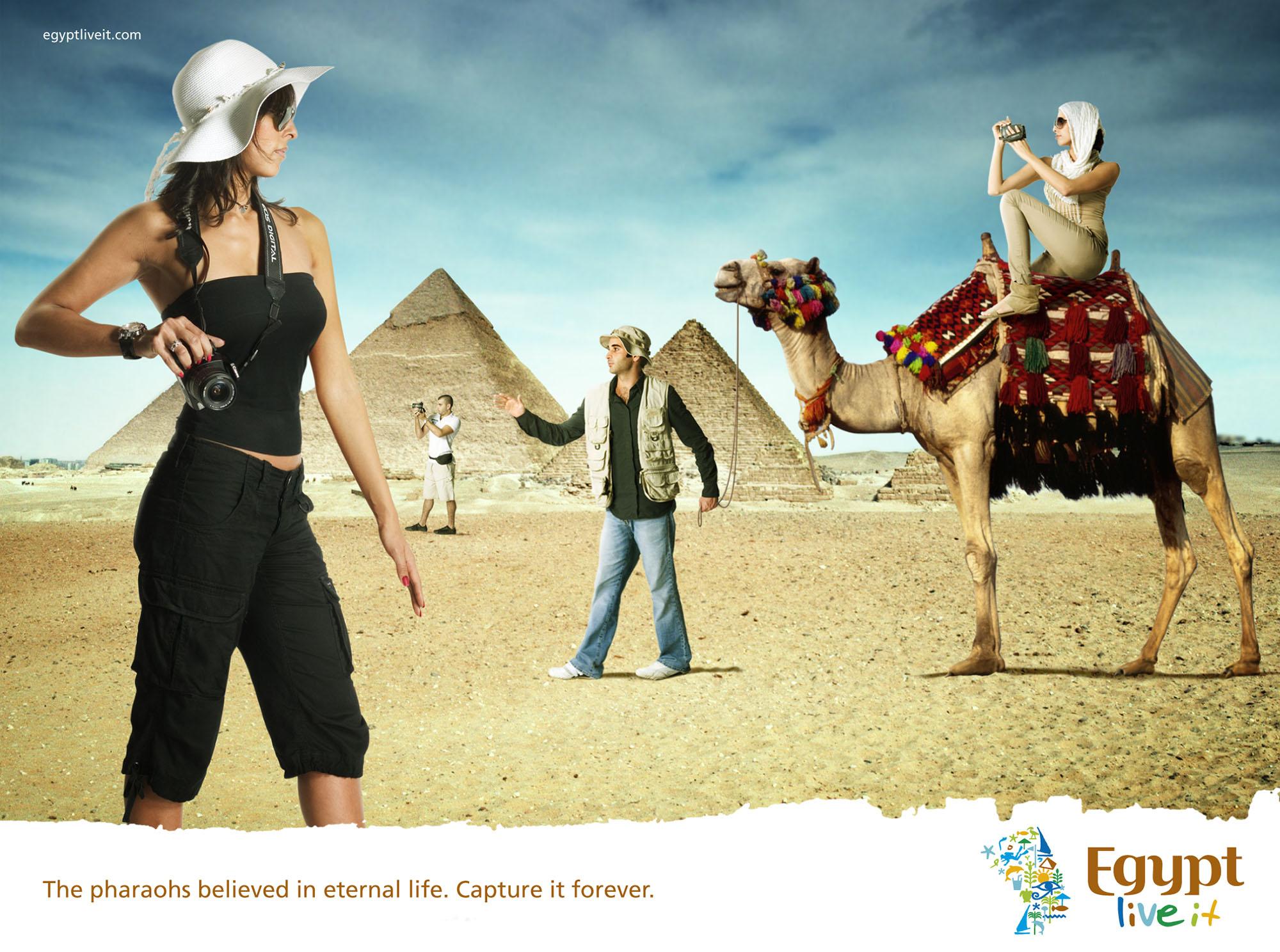 Egypt Tourism 'Hiyeroglyphs'